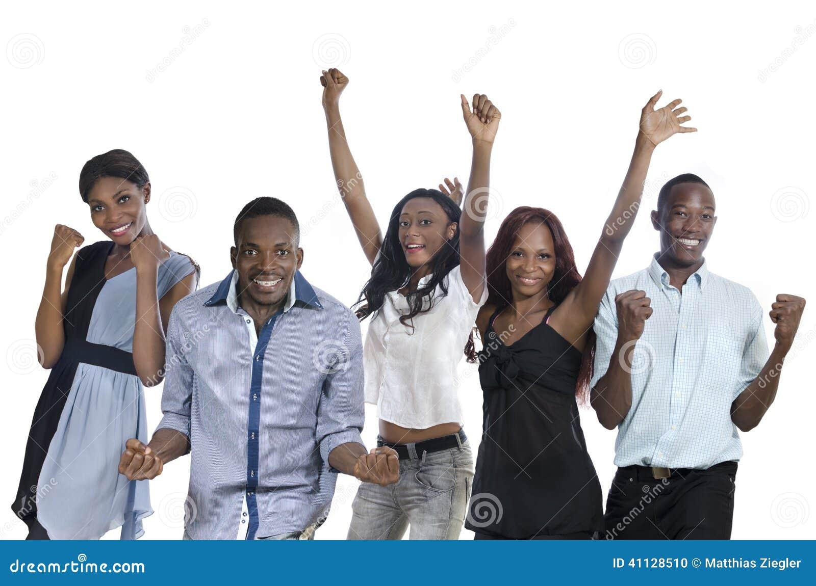 five-happy-african-people-cheering-studi