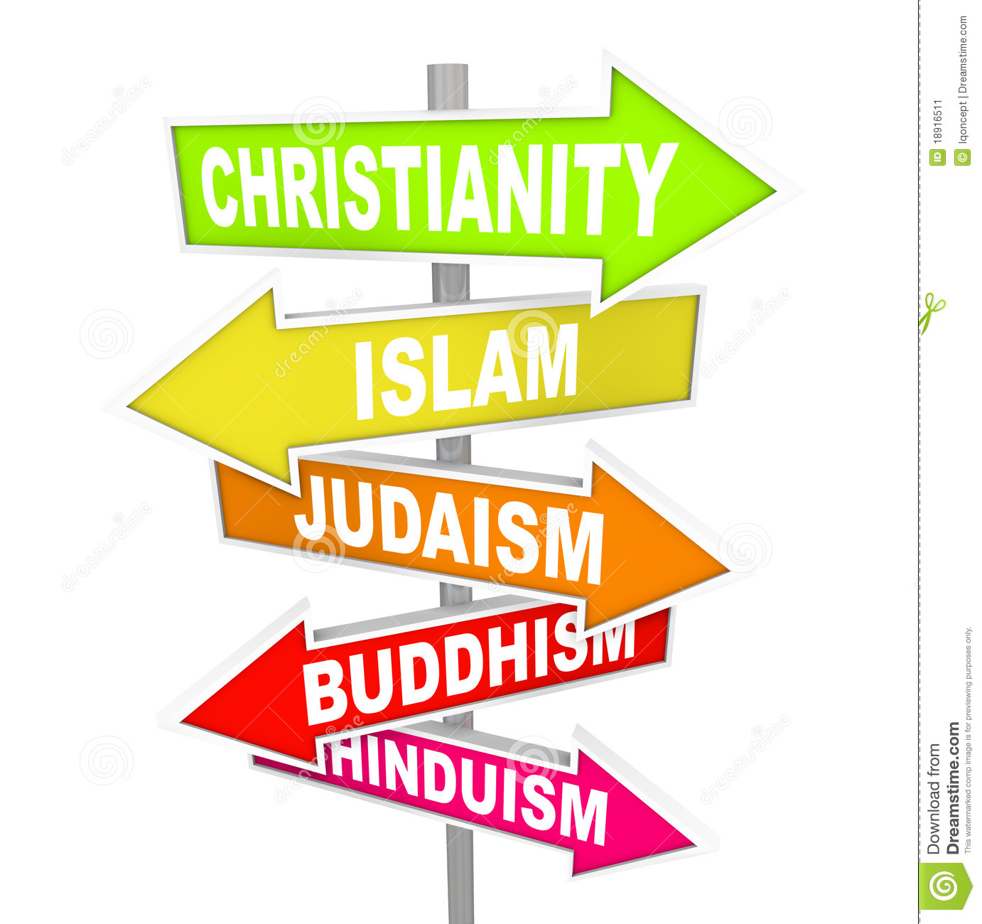 World Religions Lessons Tes Teach - World religion map judaism