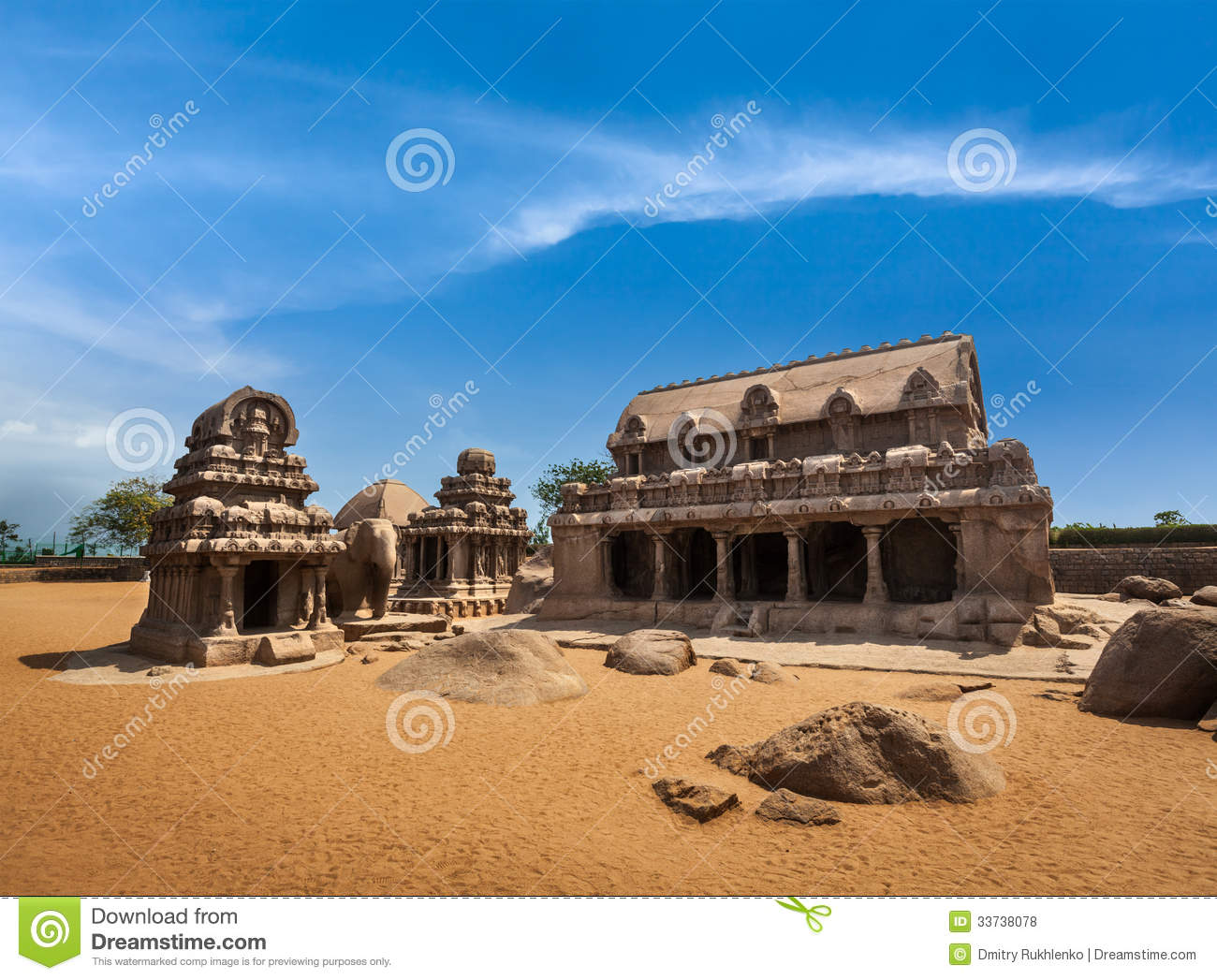 Cave and Rock-Cut Architecture Found in India