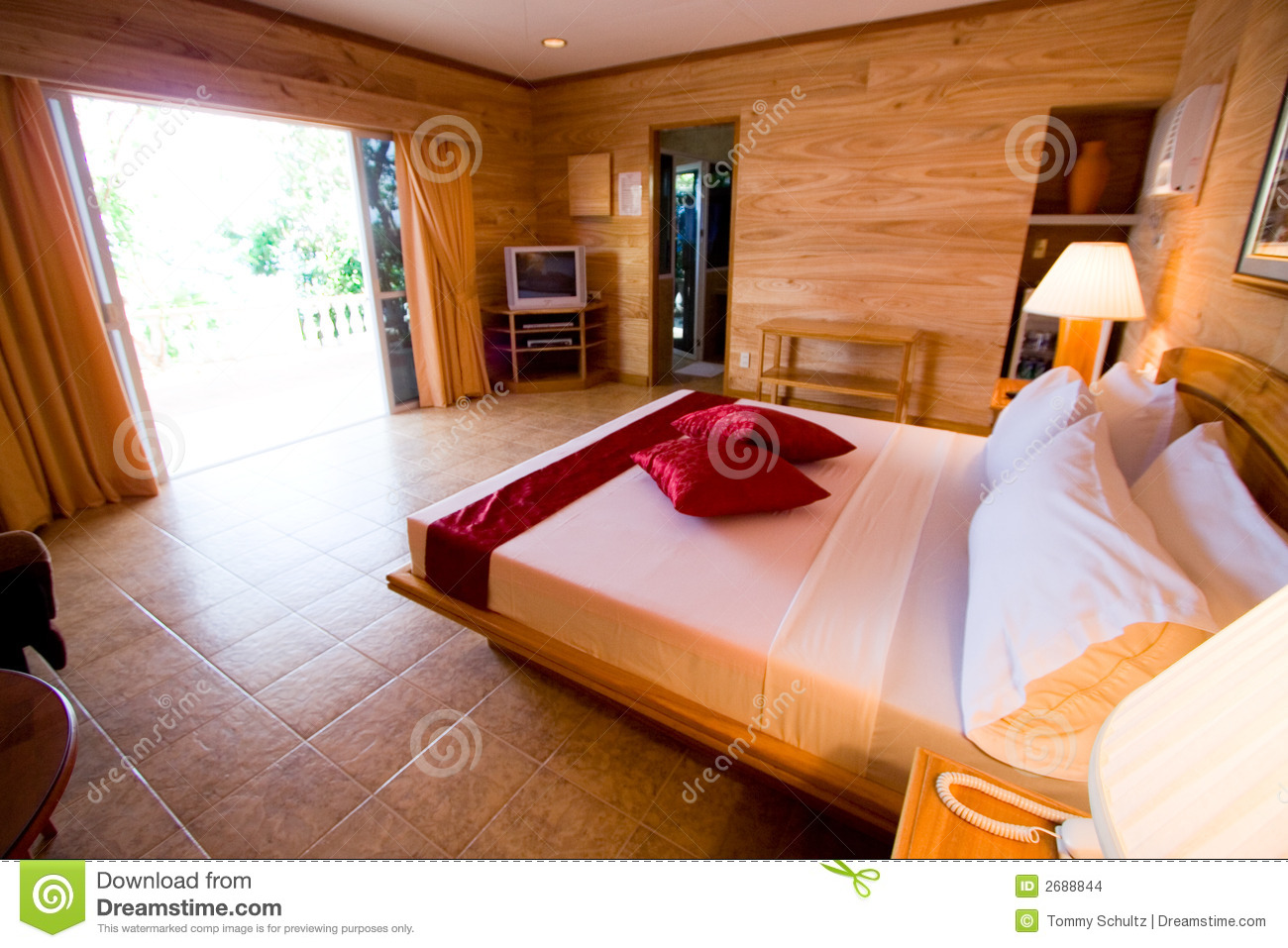 Modern hotel room interior stock photo image 18197840 - Five Star Hotel Room Stock Images