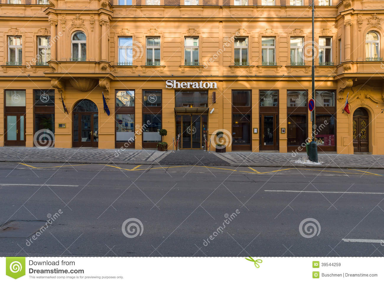 Five star hotel sheraton prague editorial stock image for 5 star hotels in prague