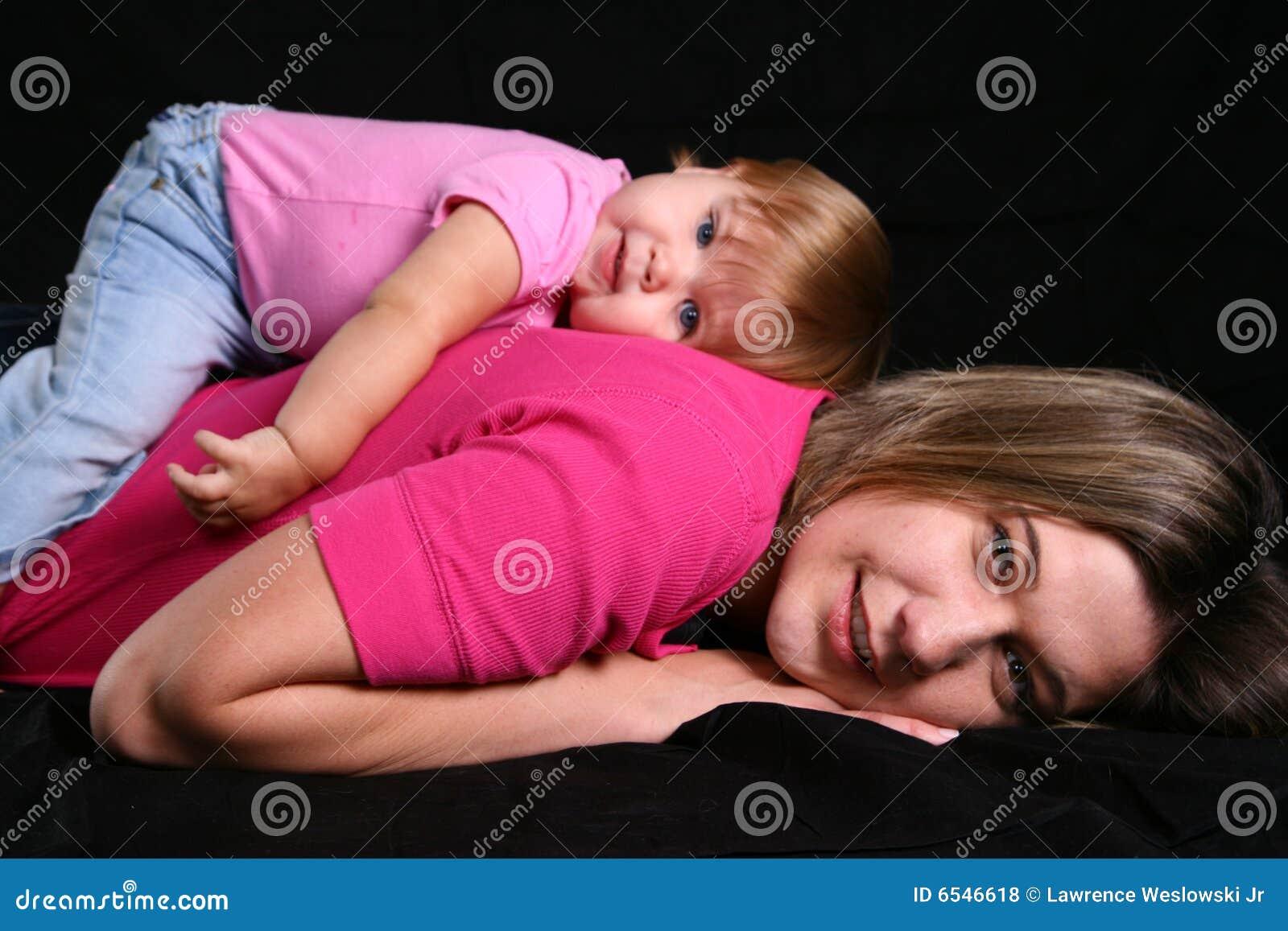 Fixation de mère et de descendant