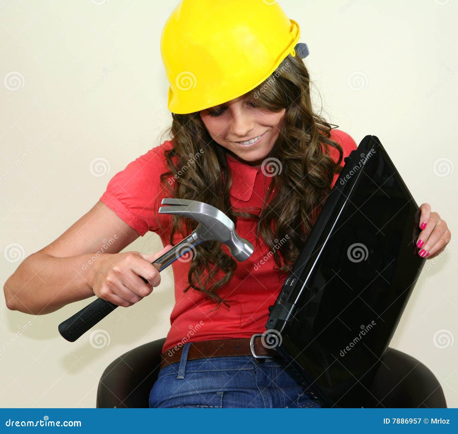 Fixing the Laptop