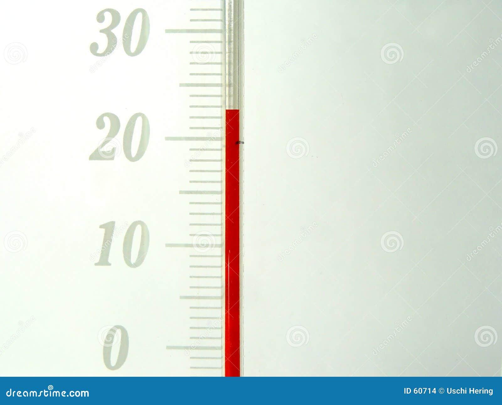 Fjädertemperatur