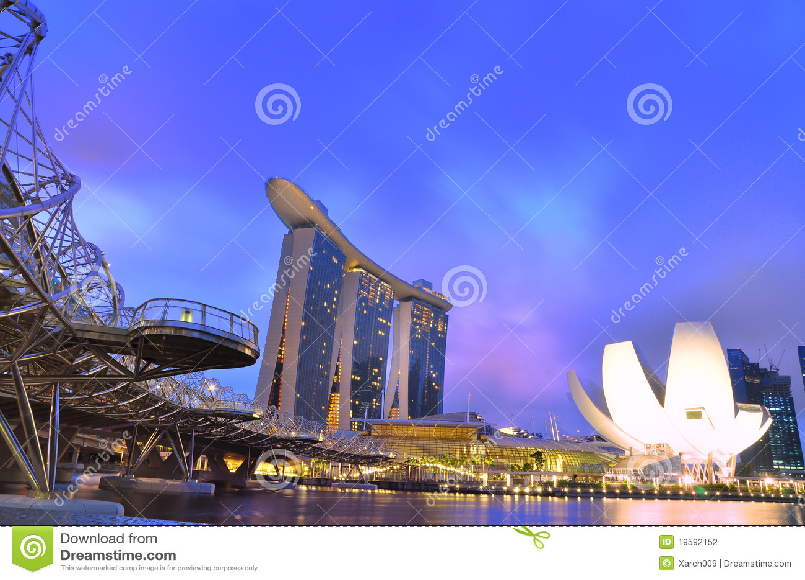 Fjärdmarinaen sands singapore