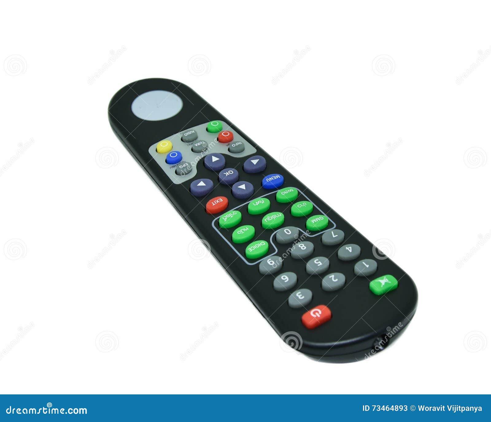 FjärrkontrollTV
