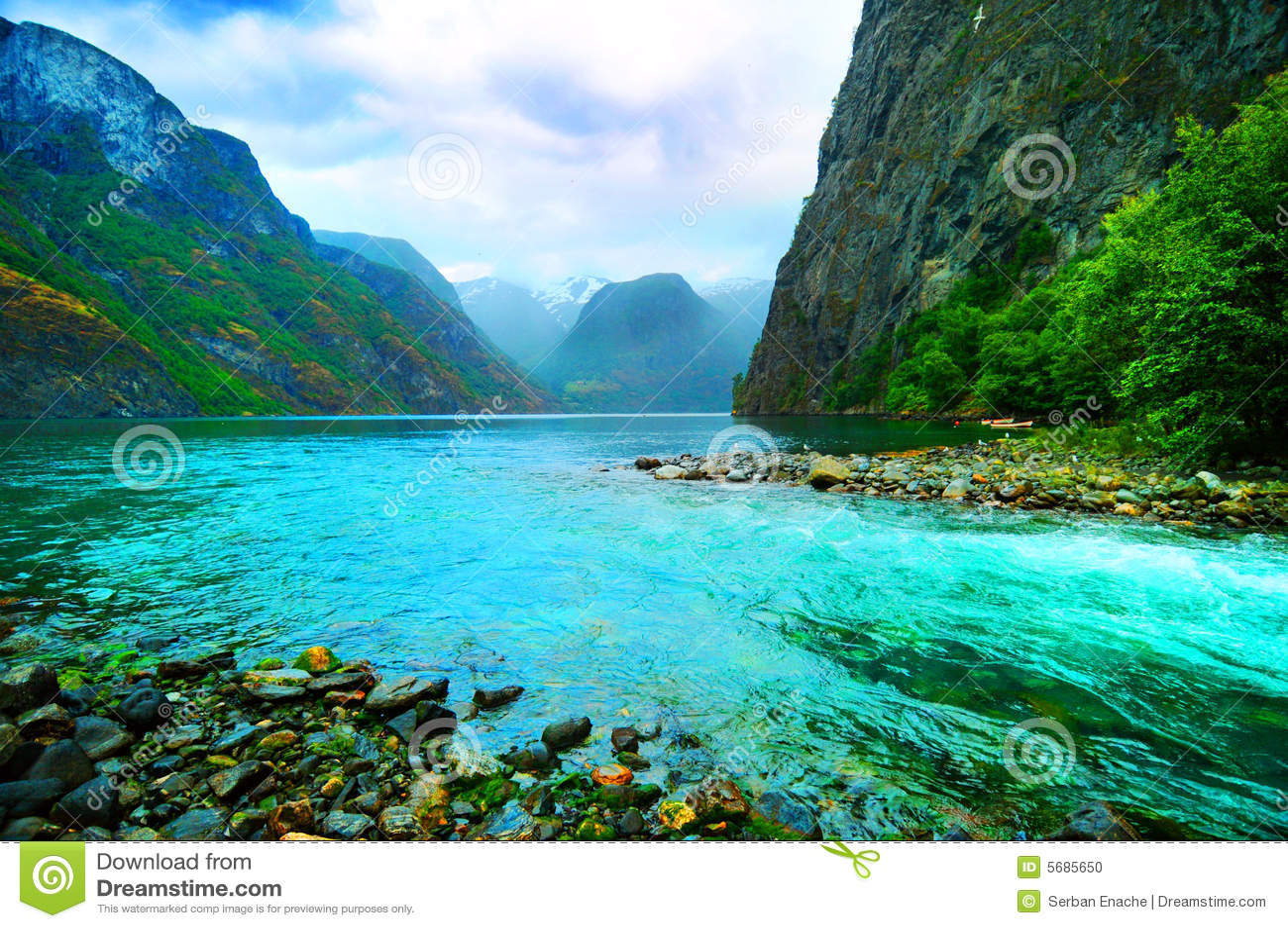 Fjordnorway flod