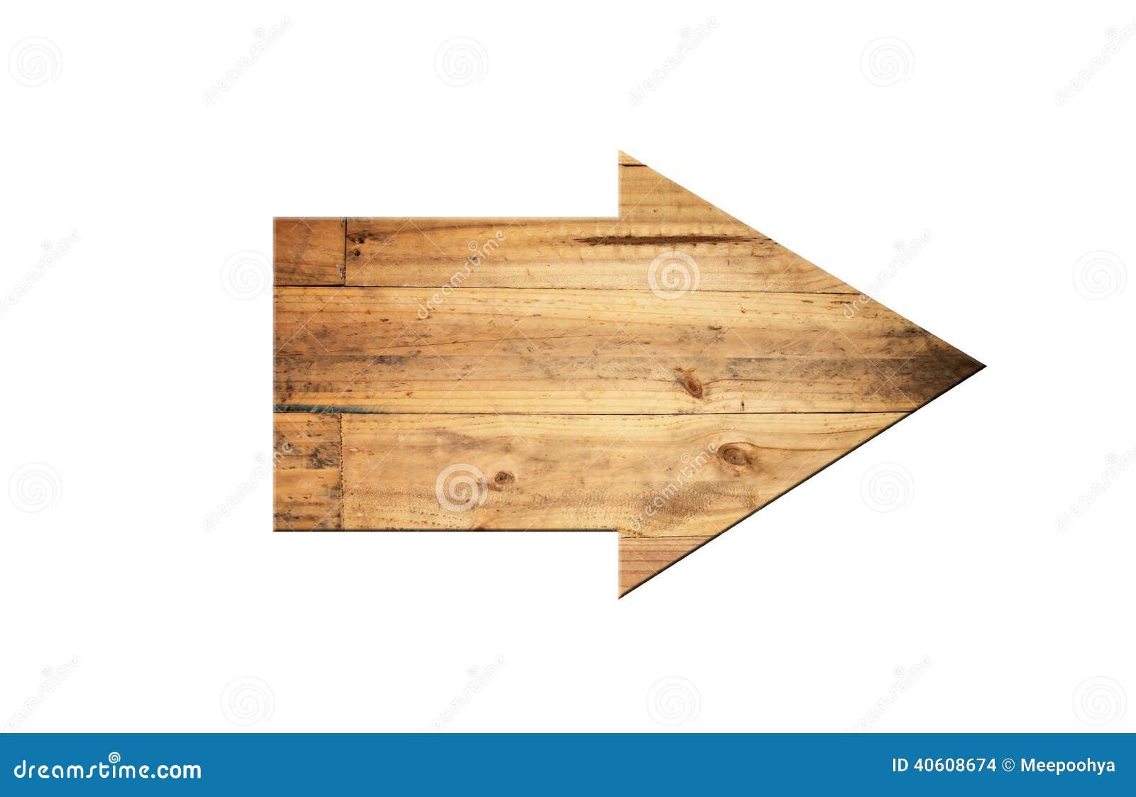 fl che directionnelle faite en vieille surface en bois photo stock image 40608674. Black Bedroom Furniture Sets. Home Design Ideas