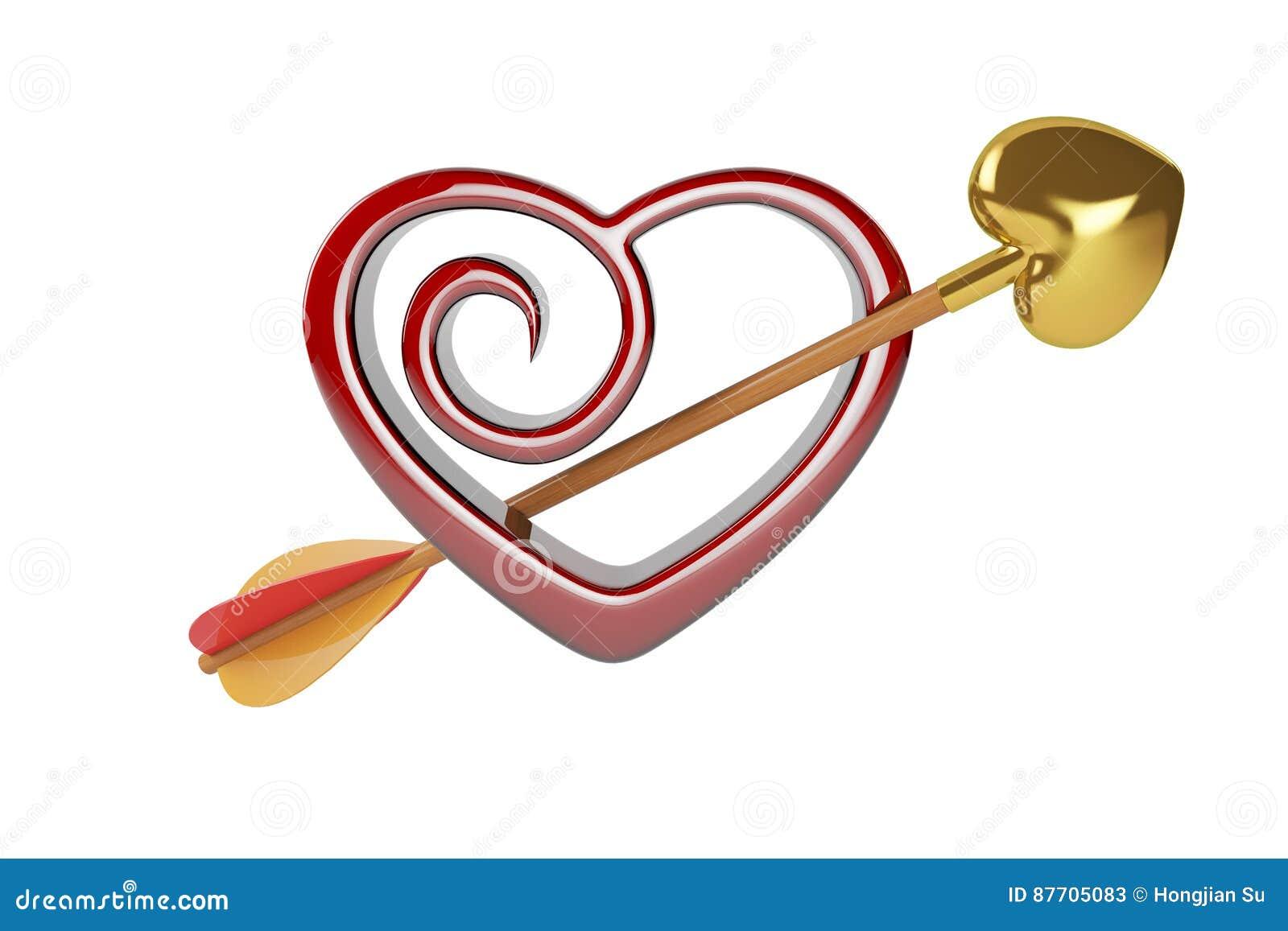 Flèches de l amour