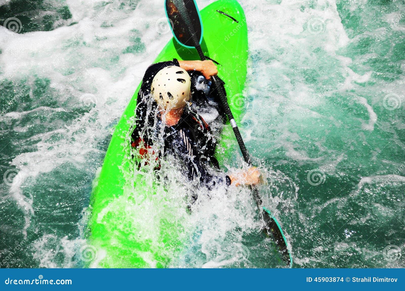 Flößen als Extrem- und Spaßsport