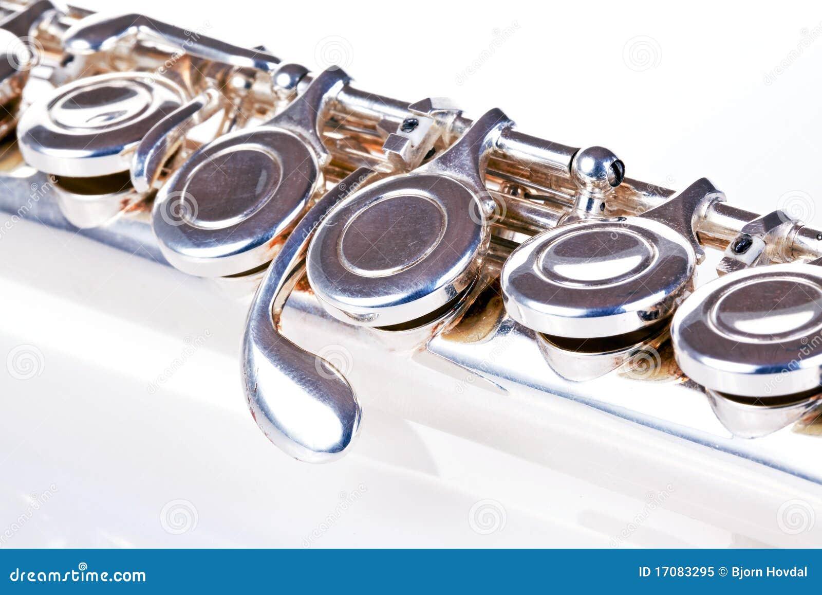 Flötenahaufnahme