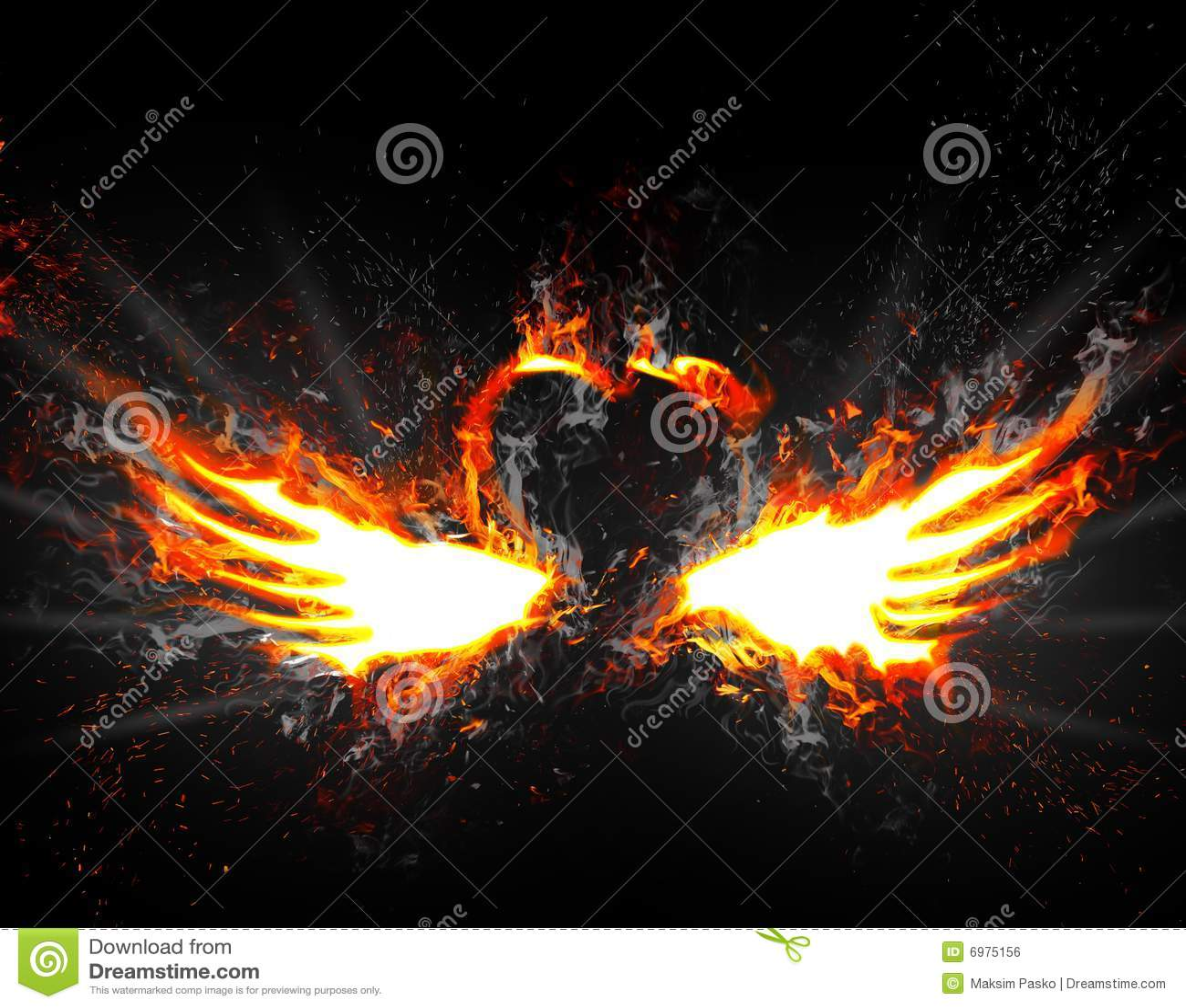 Flügel des Feuers