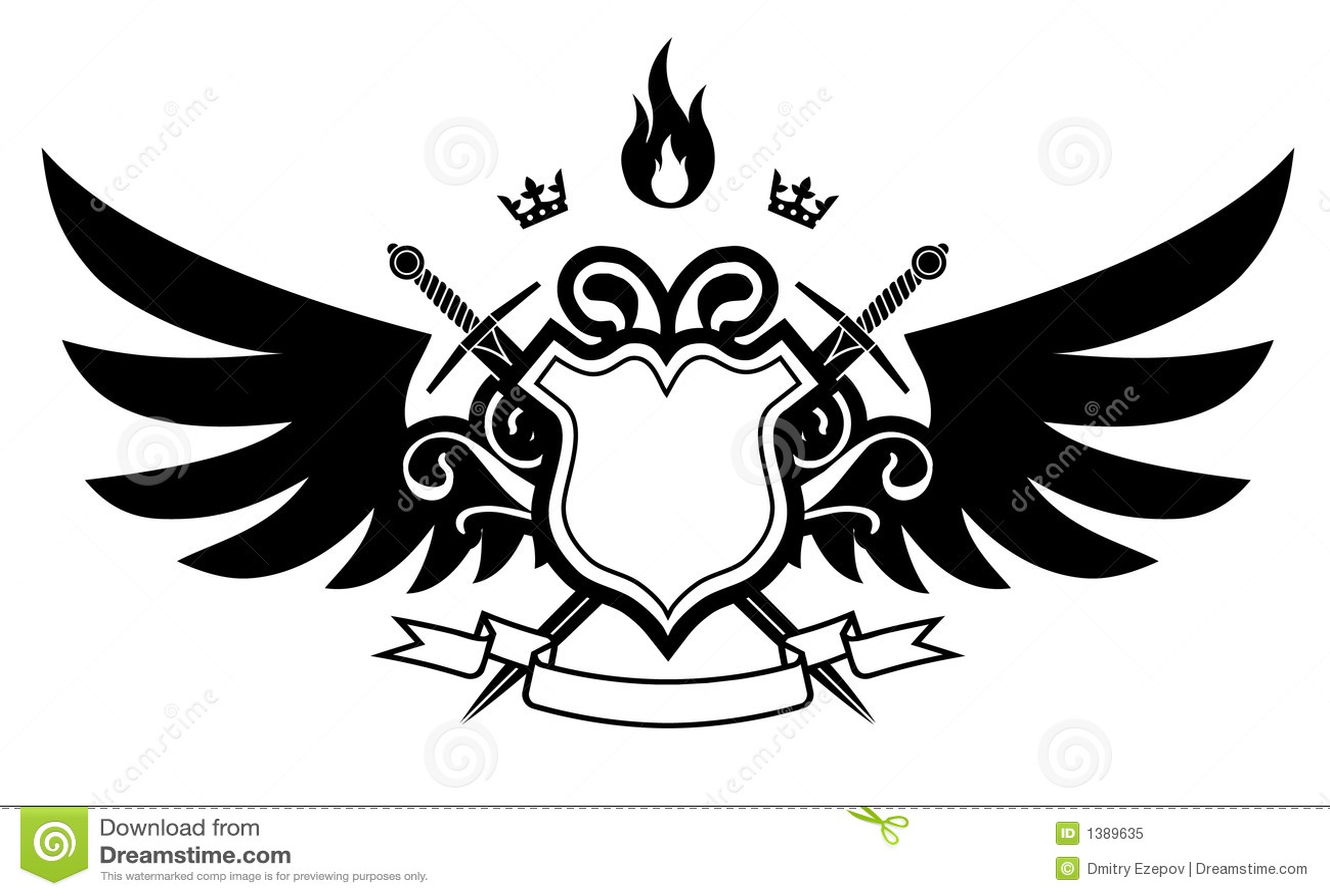 Flügel u. Feuer
