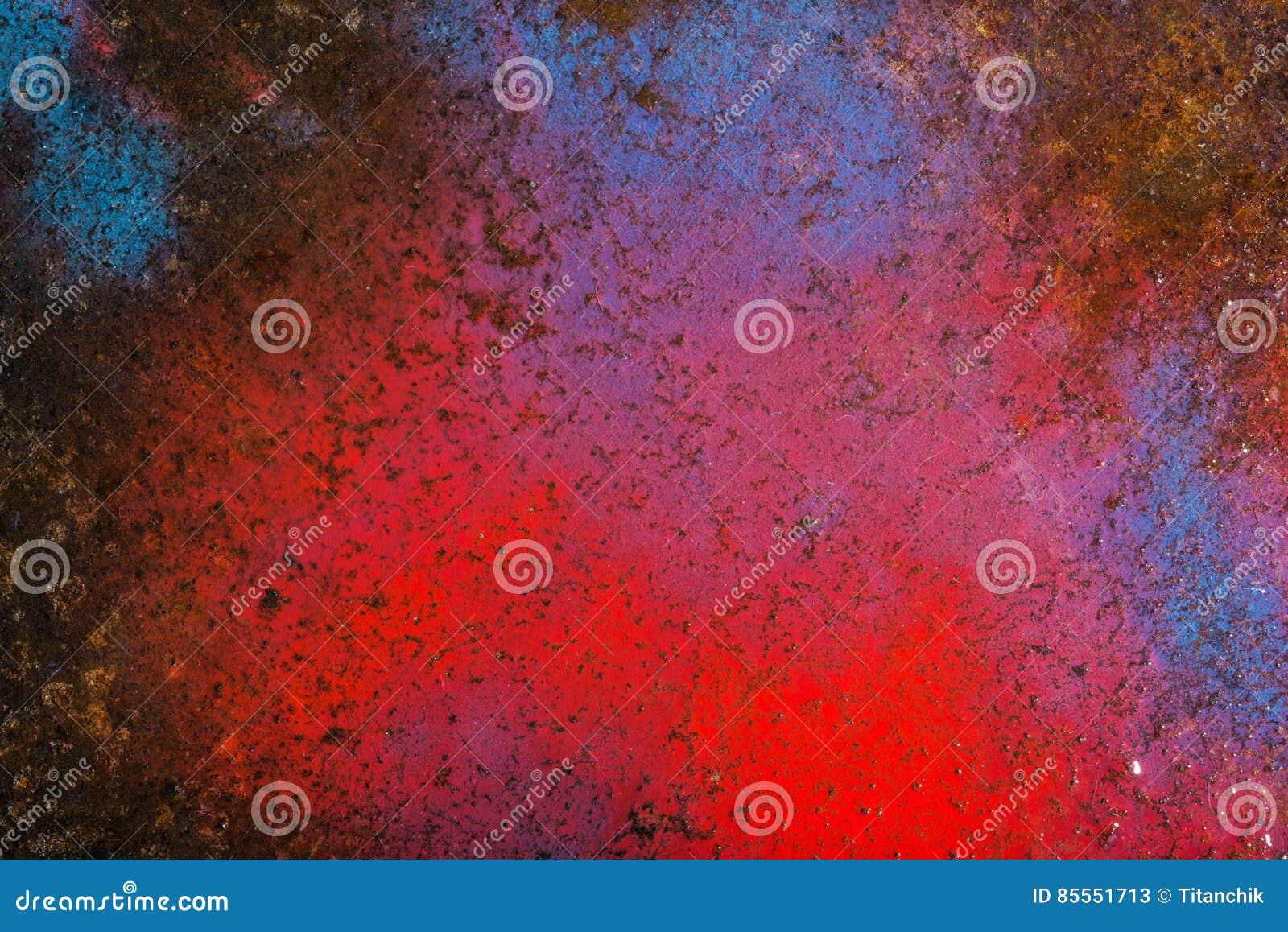 Flüssige Farbe