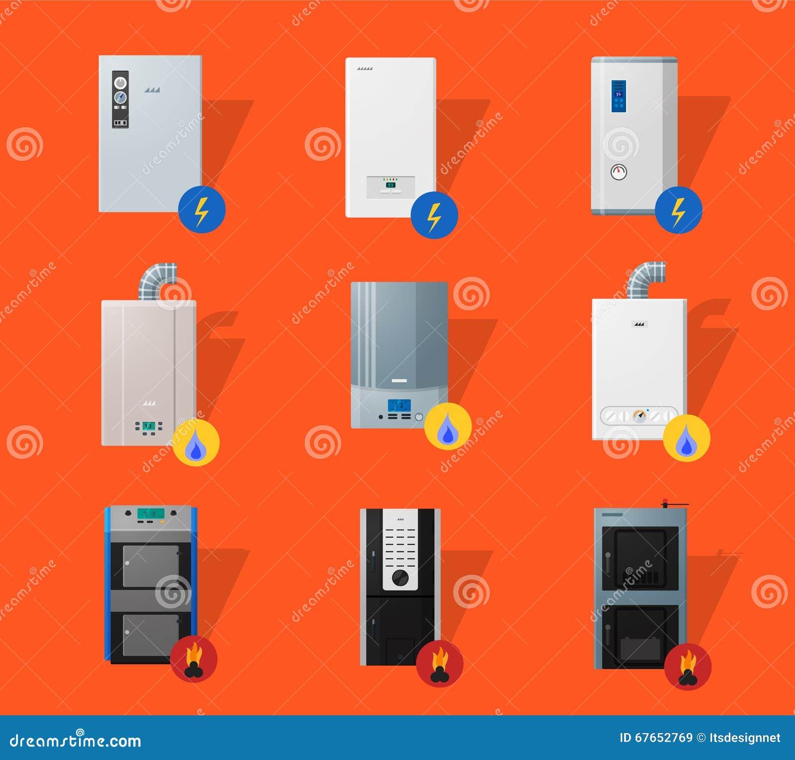 Ziemlich Verschiedene Kesselanlagen Ideen - Elektrische Schaltplan ...