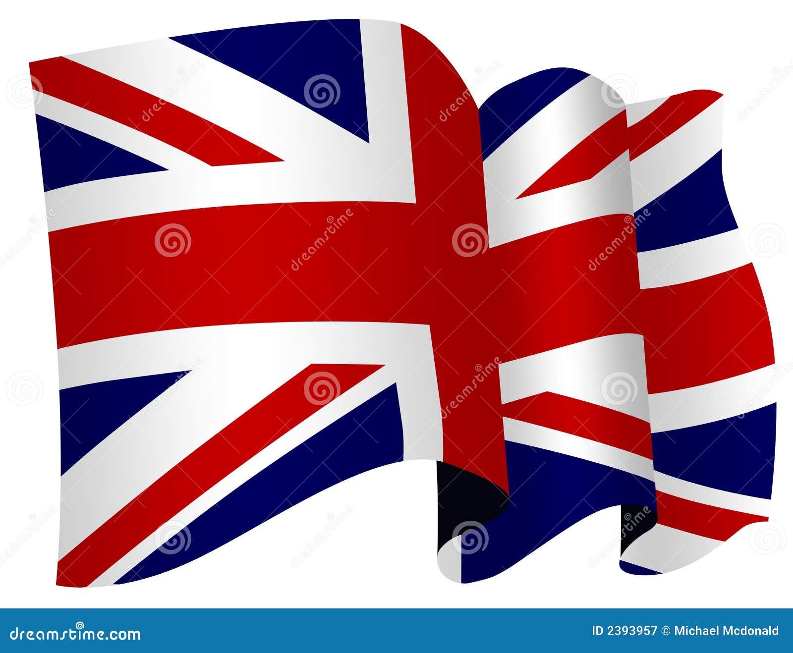 Flag Великобритания