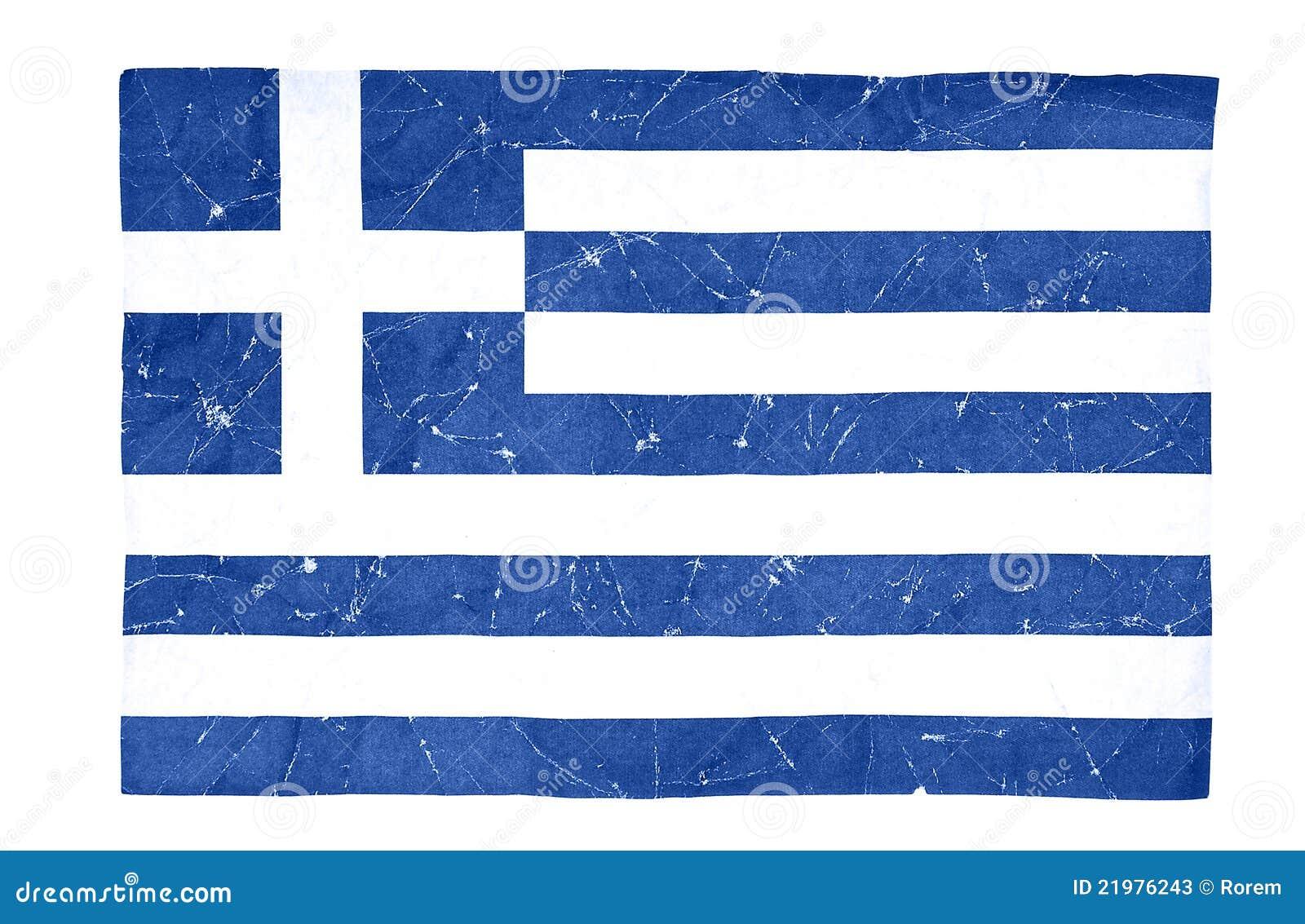 Flag грек