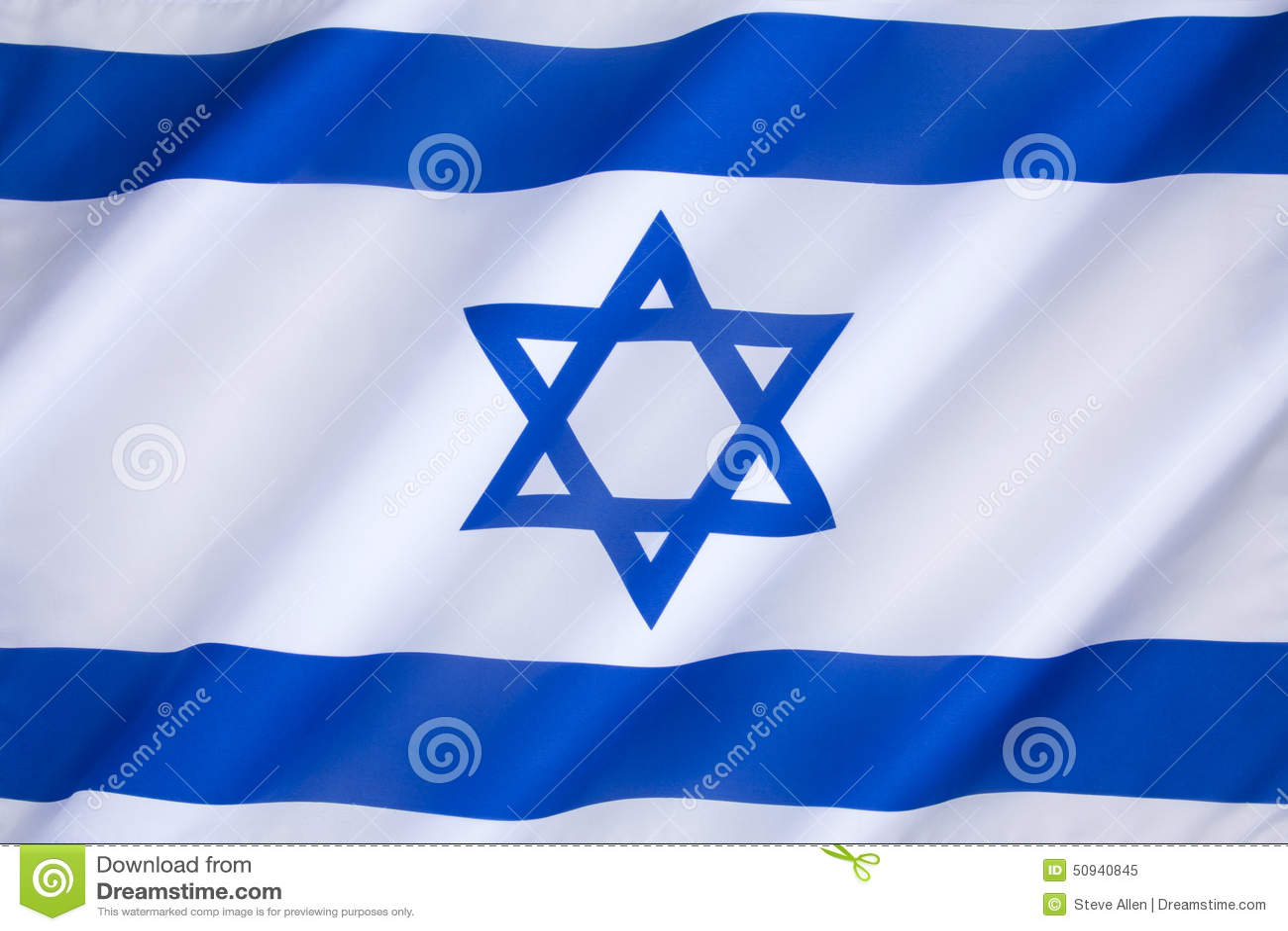 Flag Израиль