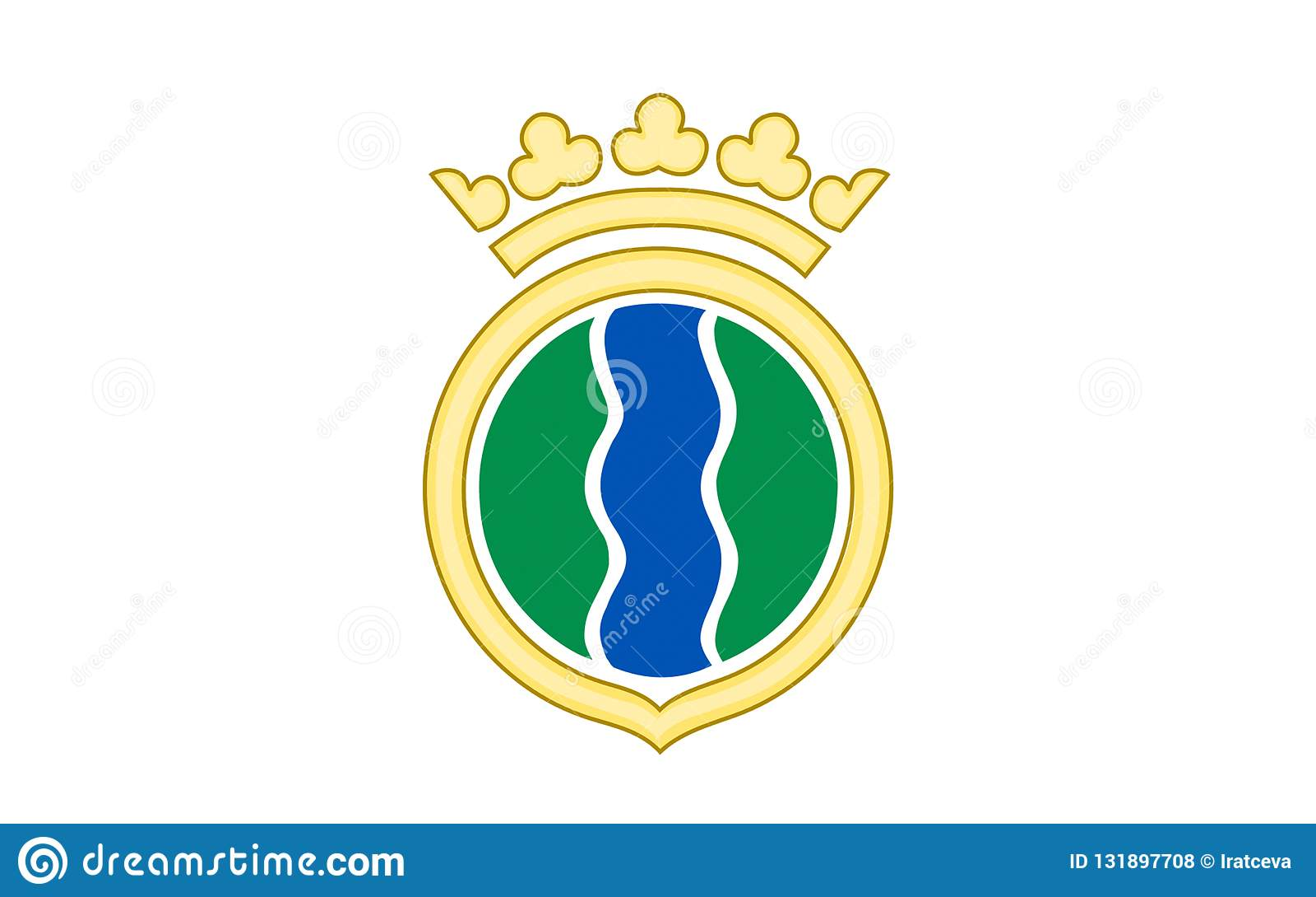 Flag of Andorra la Vella