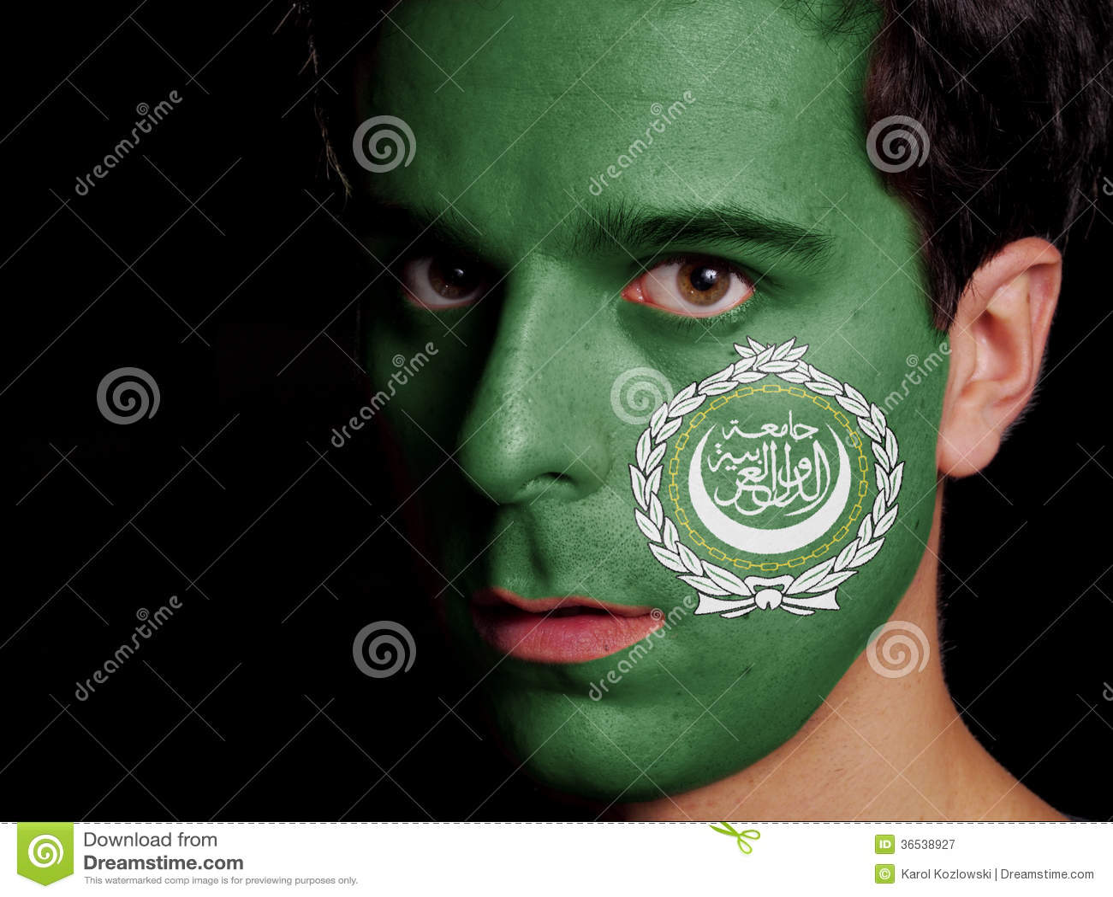 Flag of Arab League