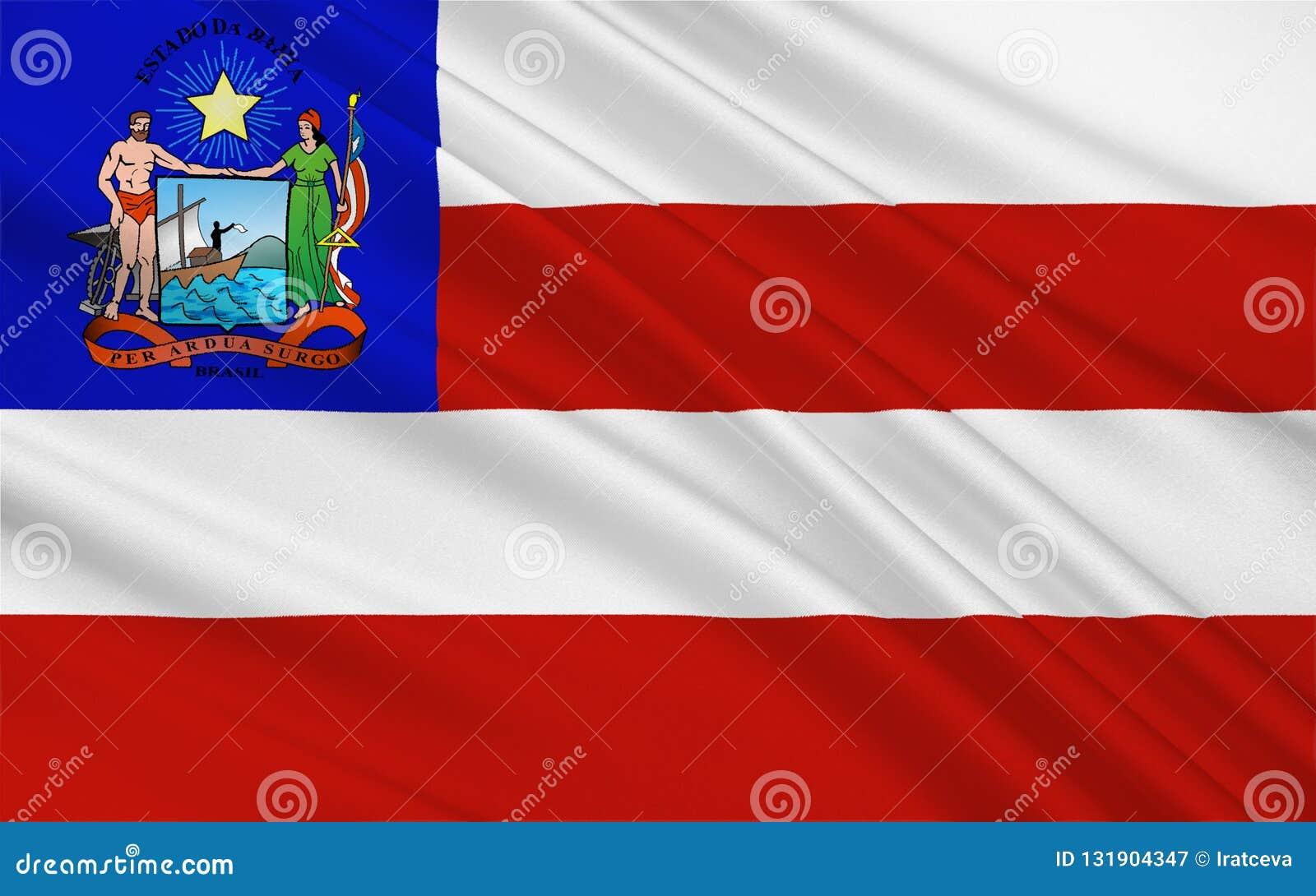 Flag of Bahia, Brazil