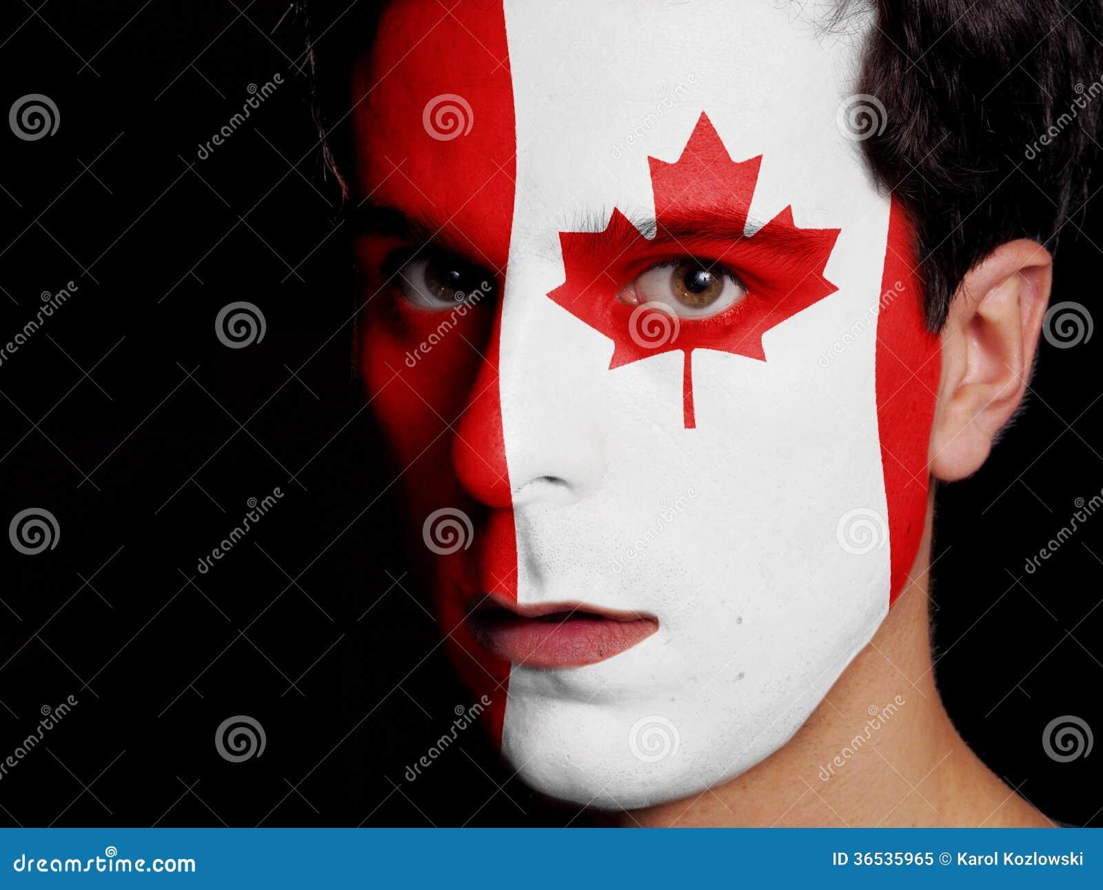 flag of canada royalty free stock photo image 36535965