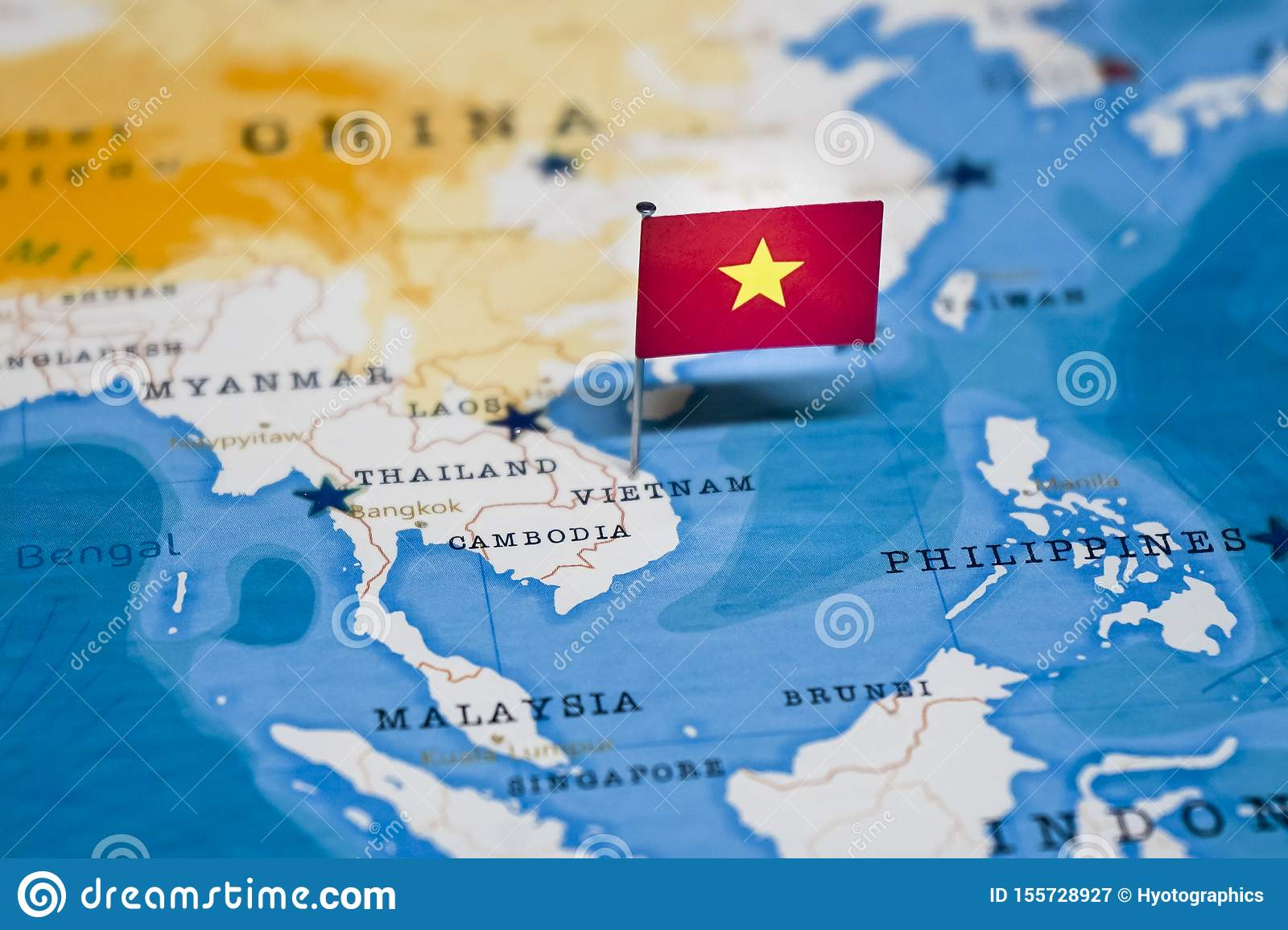 Picture of: 888 Vietnam Map Photos Free Royalty Free Stock Photos From Dreamstime