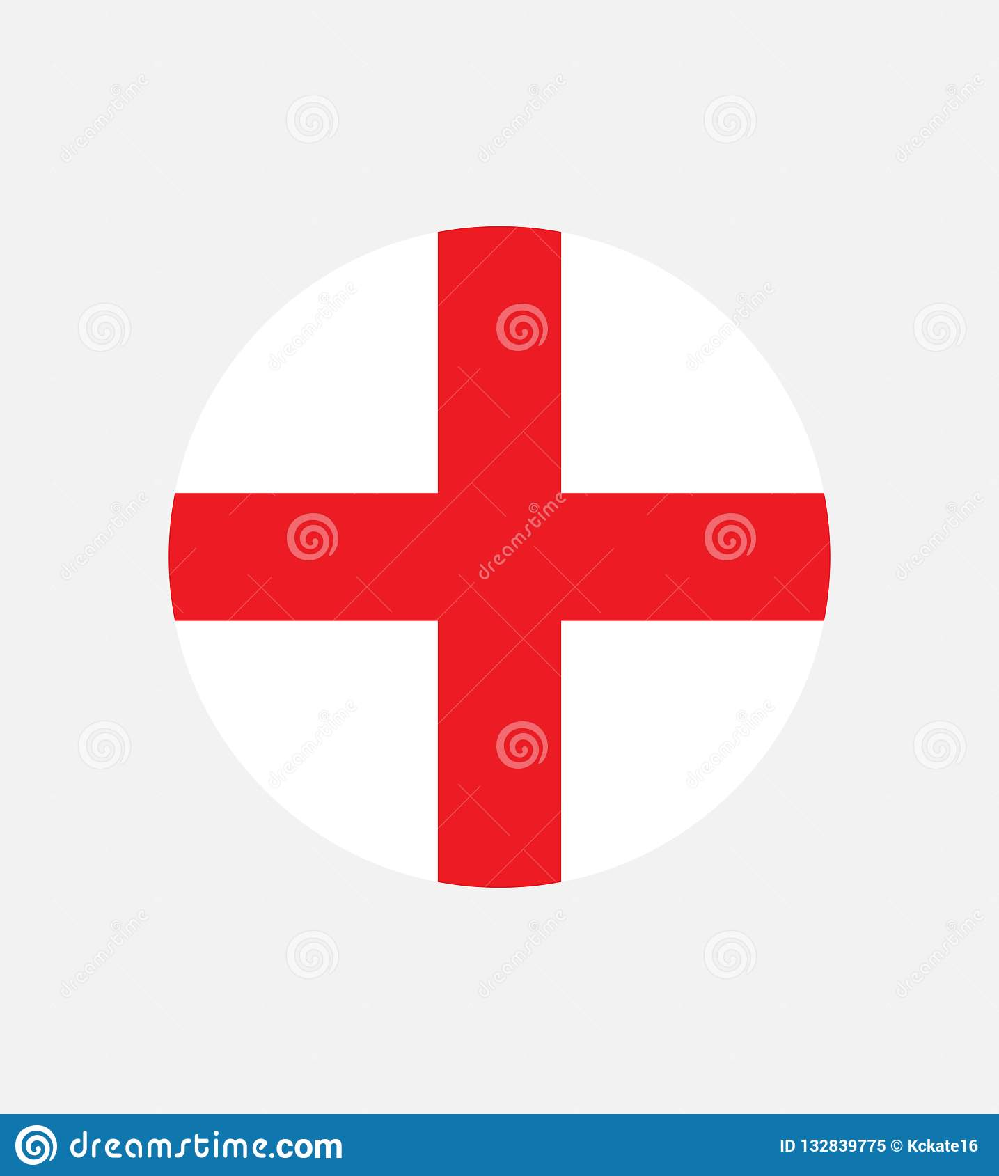 Flag Of England Is A Country That Is Part Of The United Kingdom