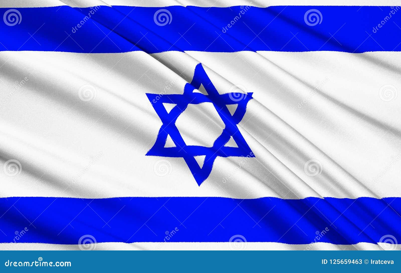 Flag of Israel: description of state symbols