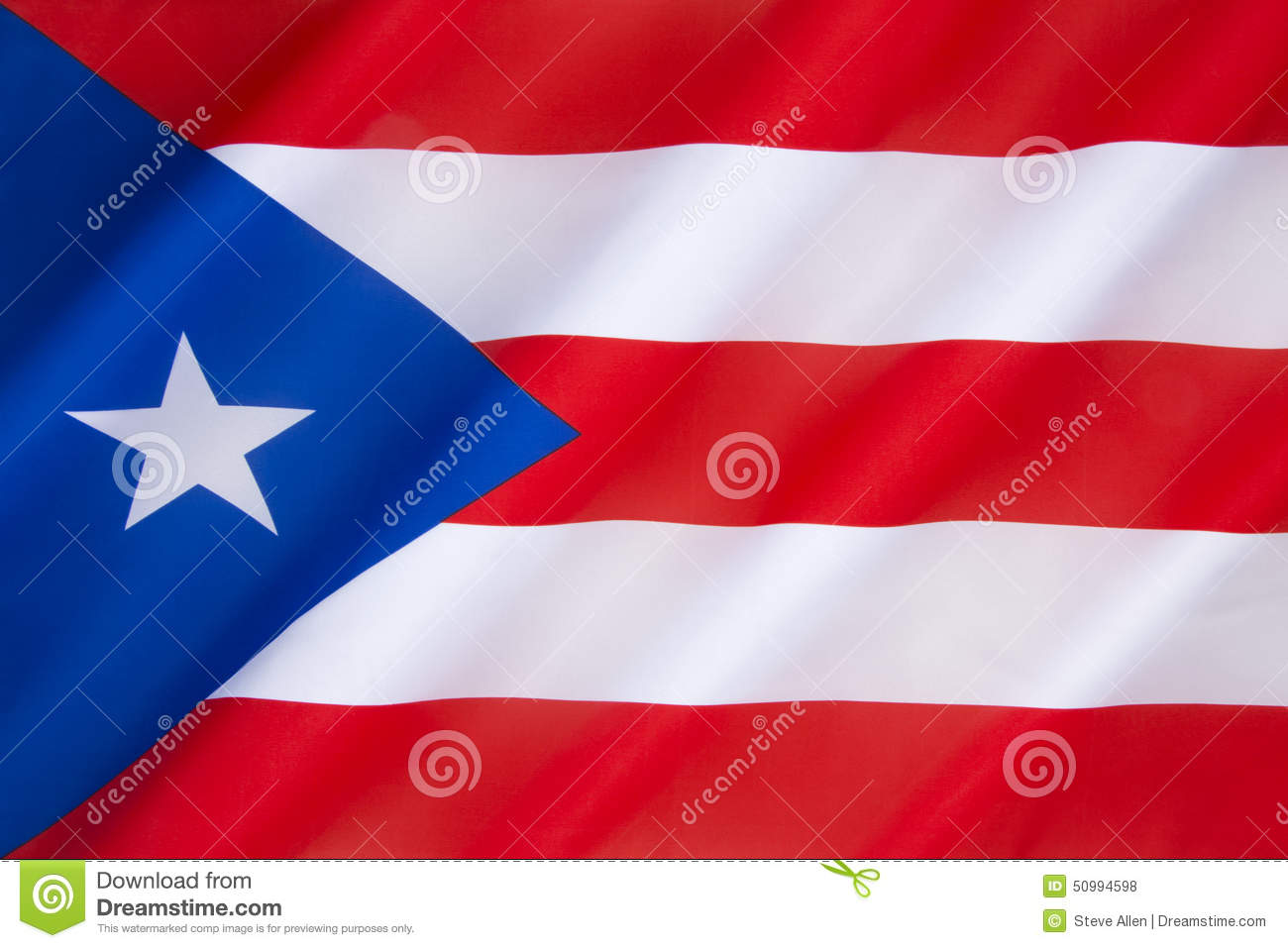 Flag of puerto rico stock photo image of star national 50994598 flag of puerto rico biocorpaavc Image collections