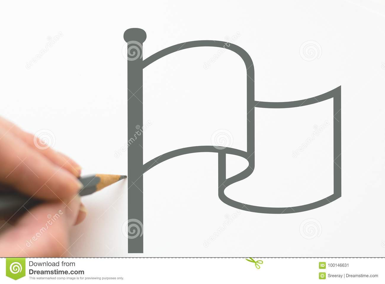 Pencil Art Stock Image Image Of Thanks Giving Hindu 100146631