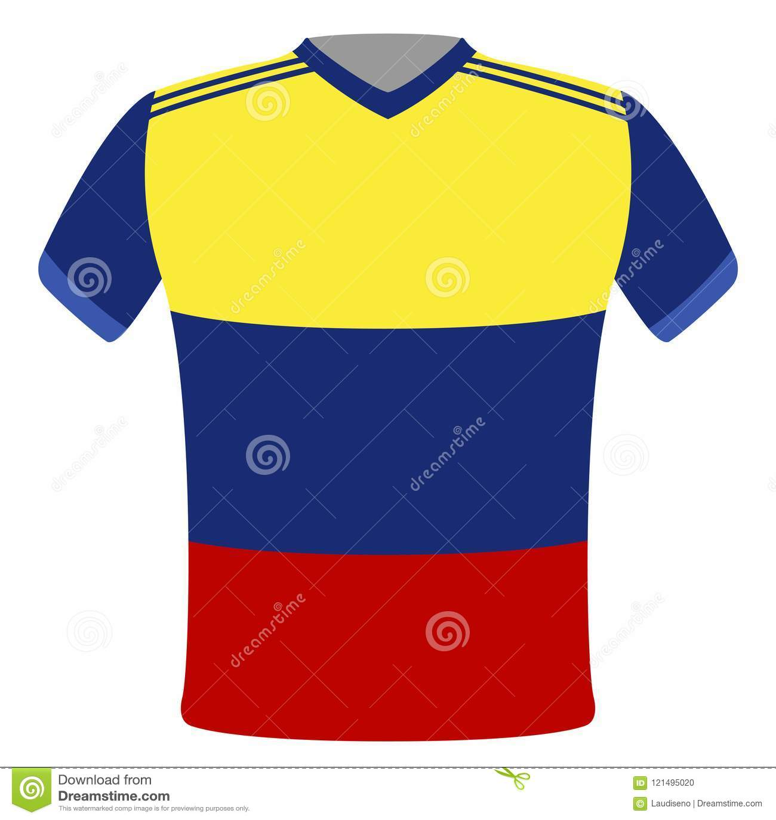 9dacbb4b708 Flag t-shirt of Ecuador stock vector. Illustration of ecuador ...