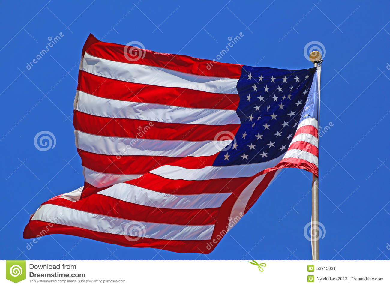 Flag Stock Photo - Image: 53915031 - photo#33