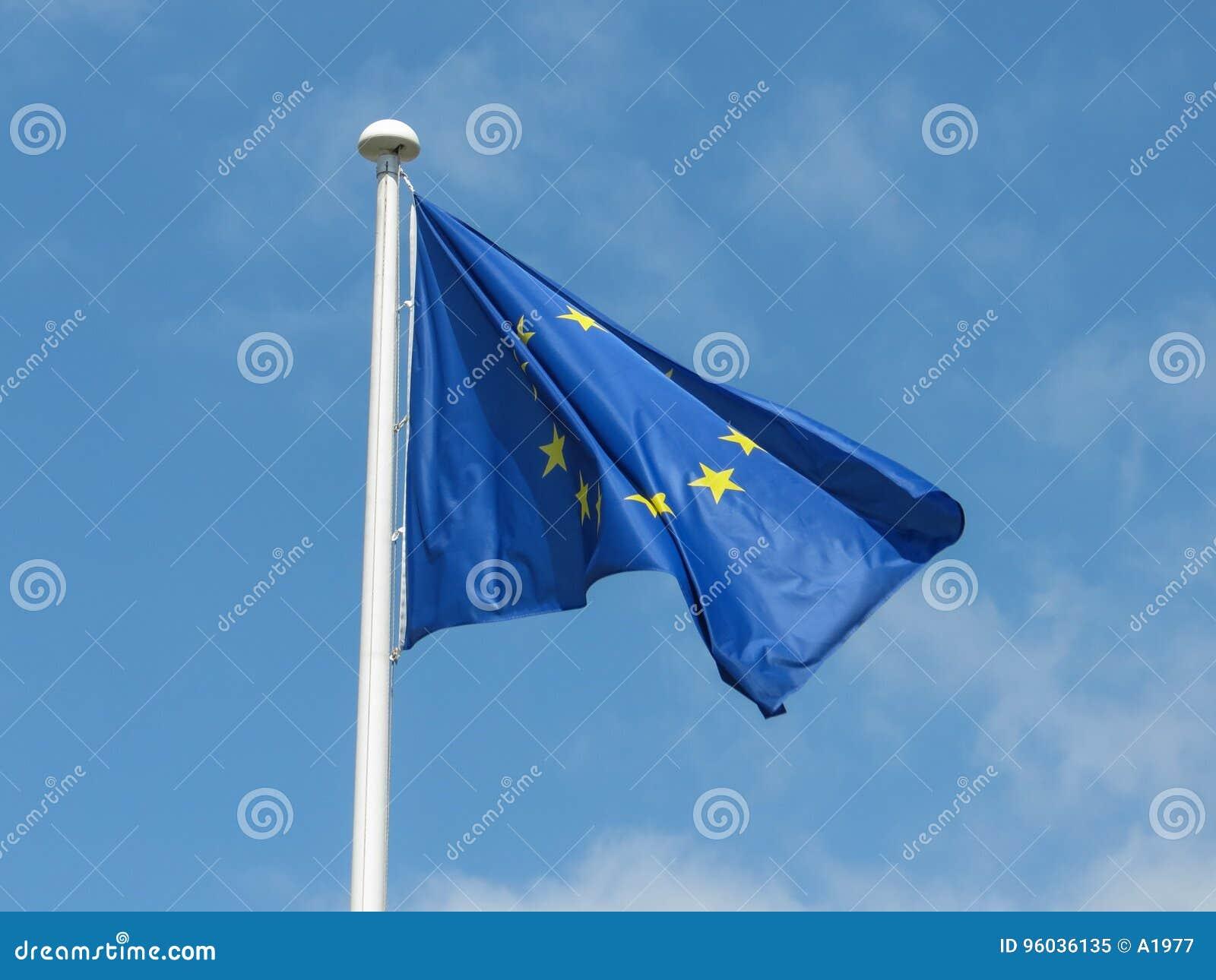 Flaga Europejskiego zjednoczenia UE