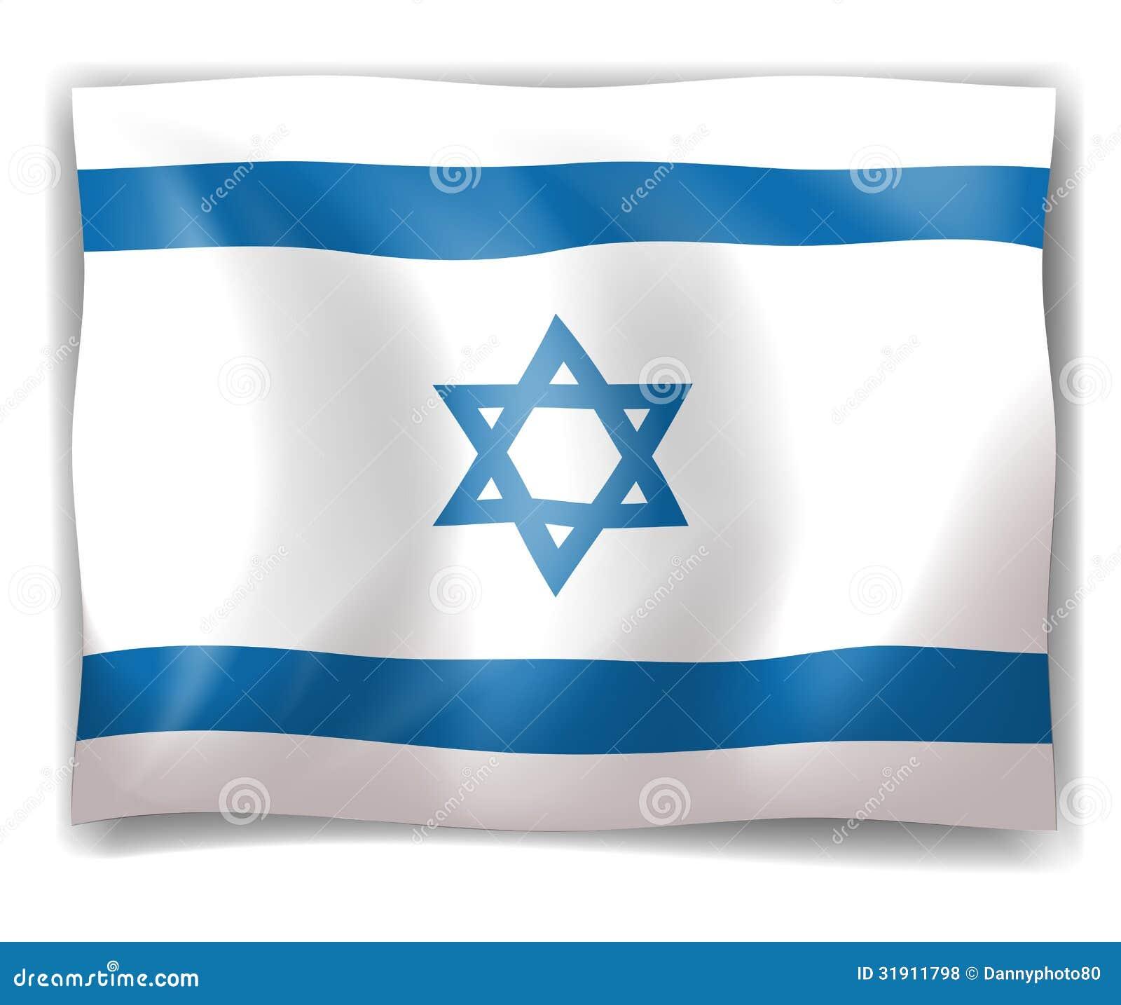 Flaga Izrael