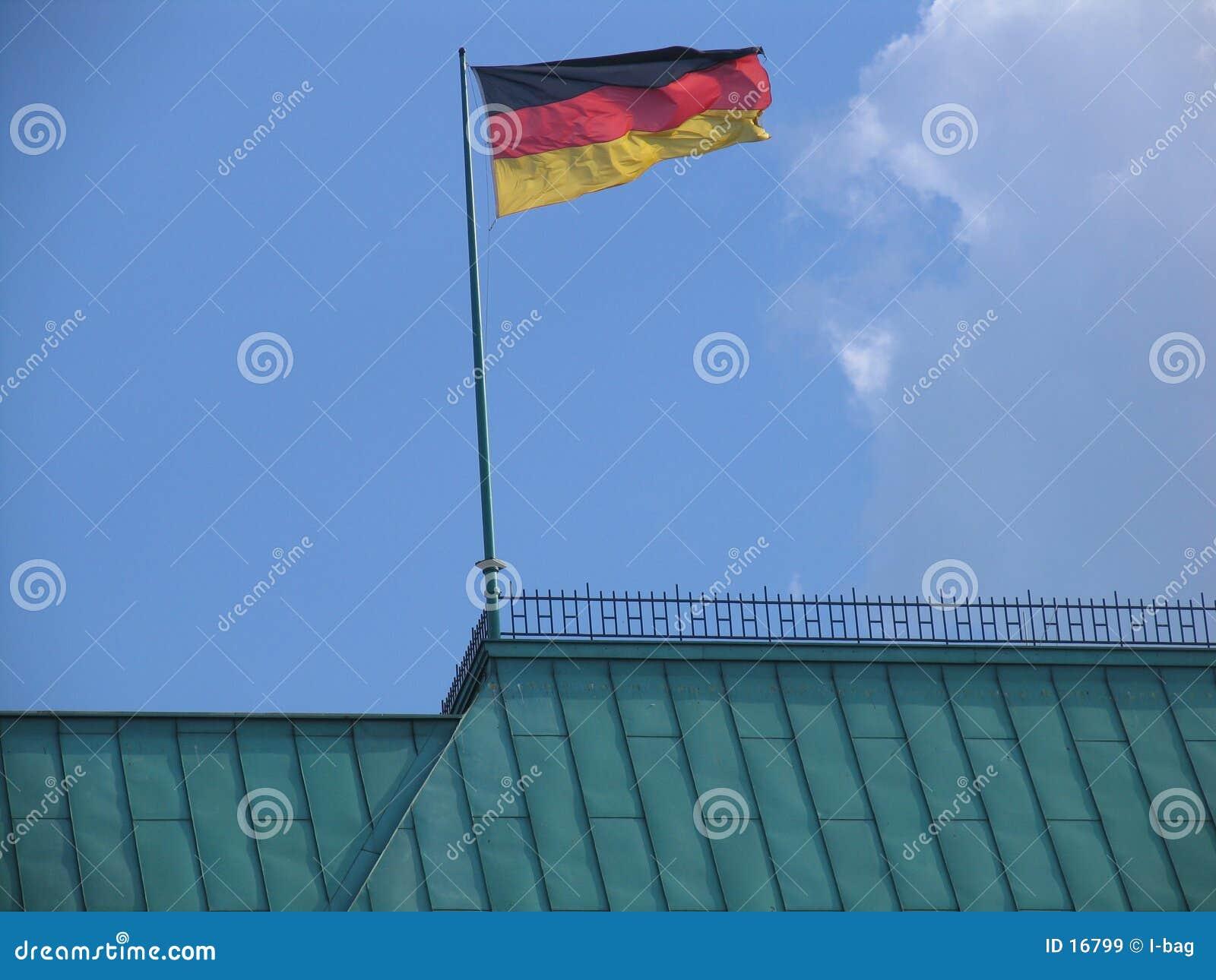 Flagg allemand