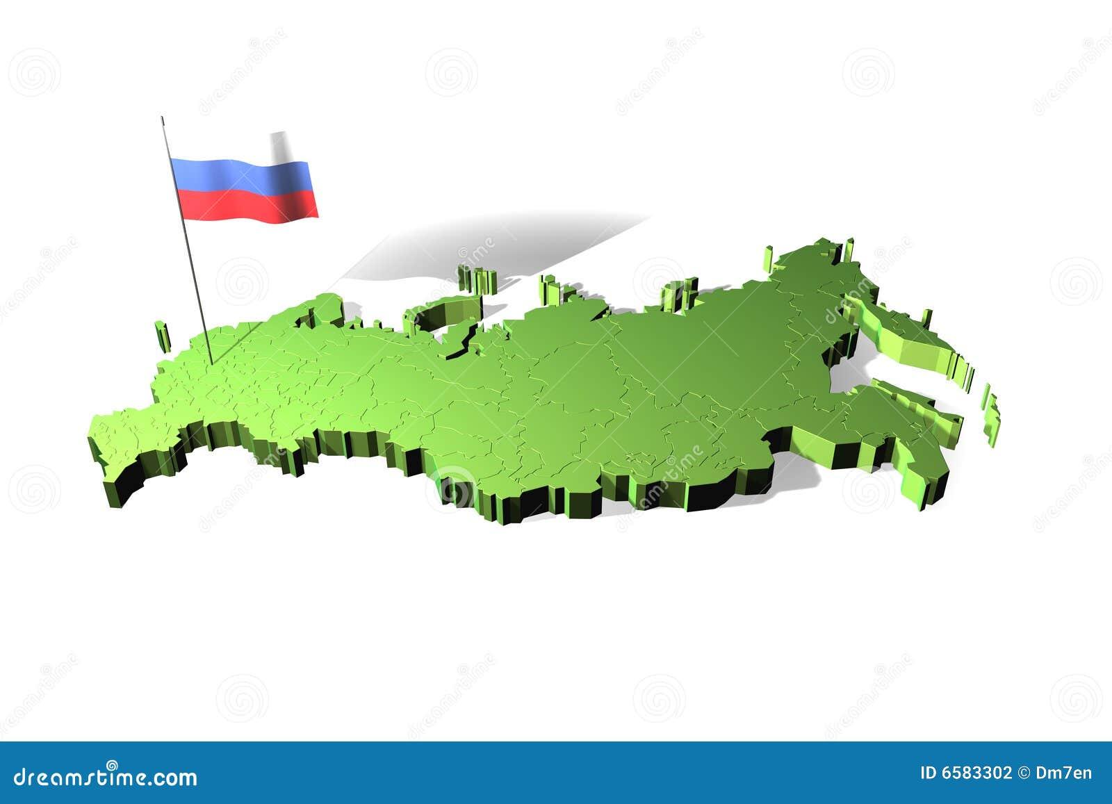 Flaggaöversikt russia