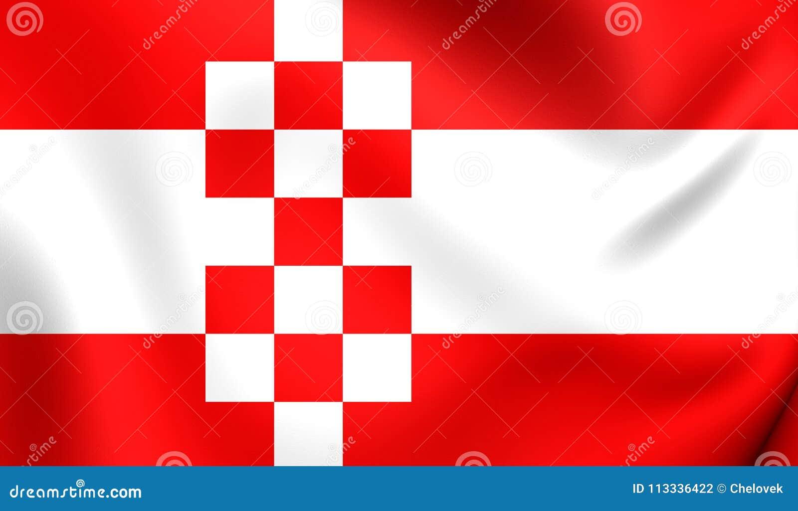 Flagga av Hammen, Tyskland