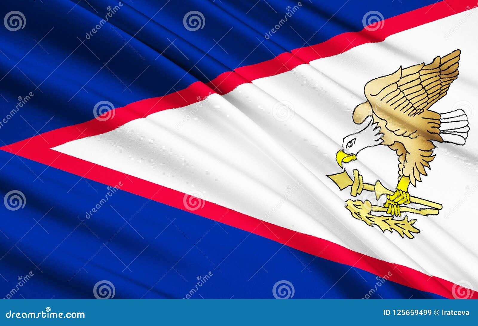 Flagga av Isla de Pascua Chile, Hanga Roa - Polynesien