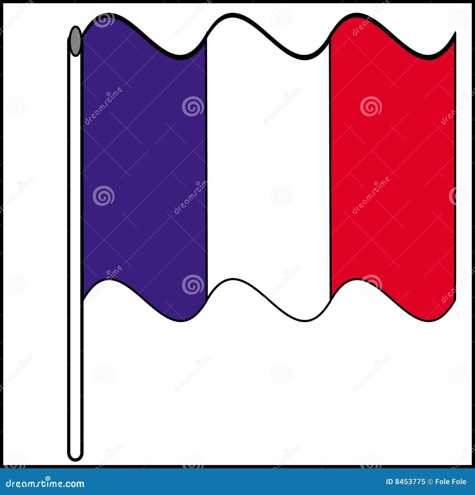 Flagga france