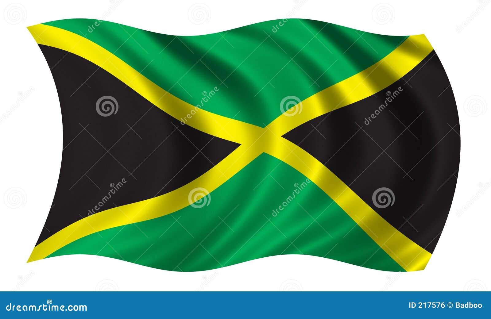 Flagga jamaica