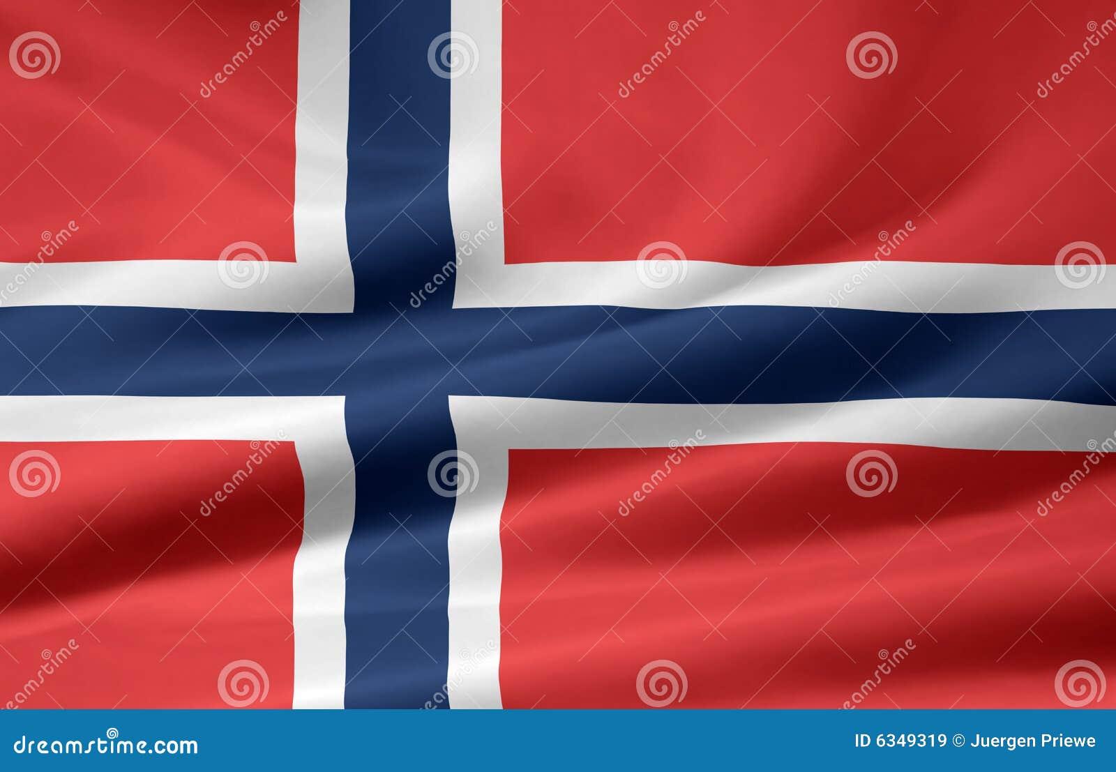 Flagga norway