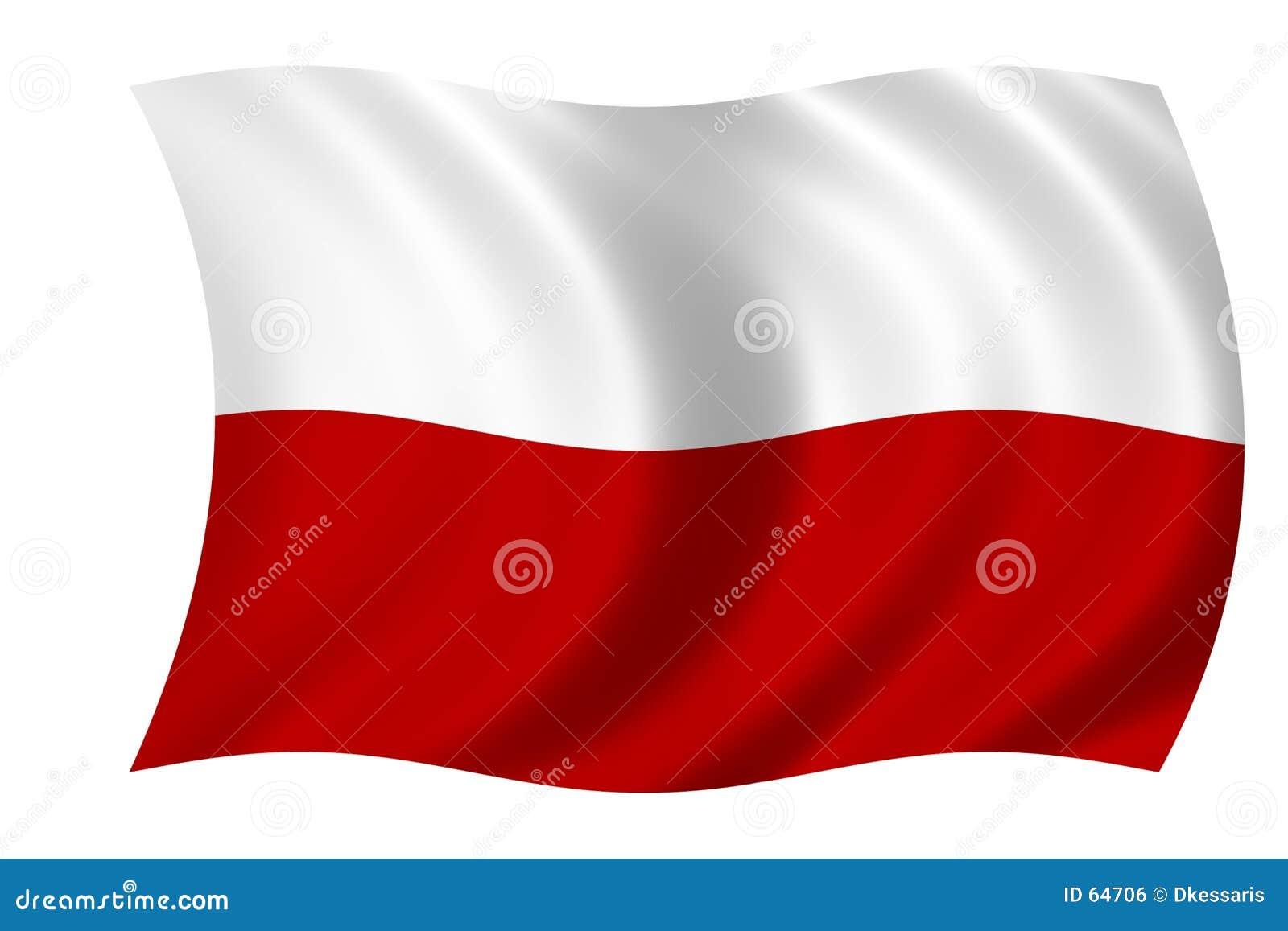 Flagga poland