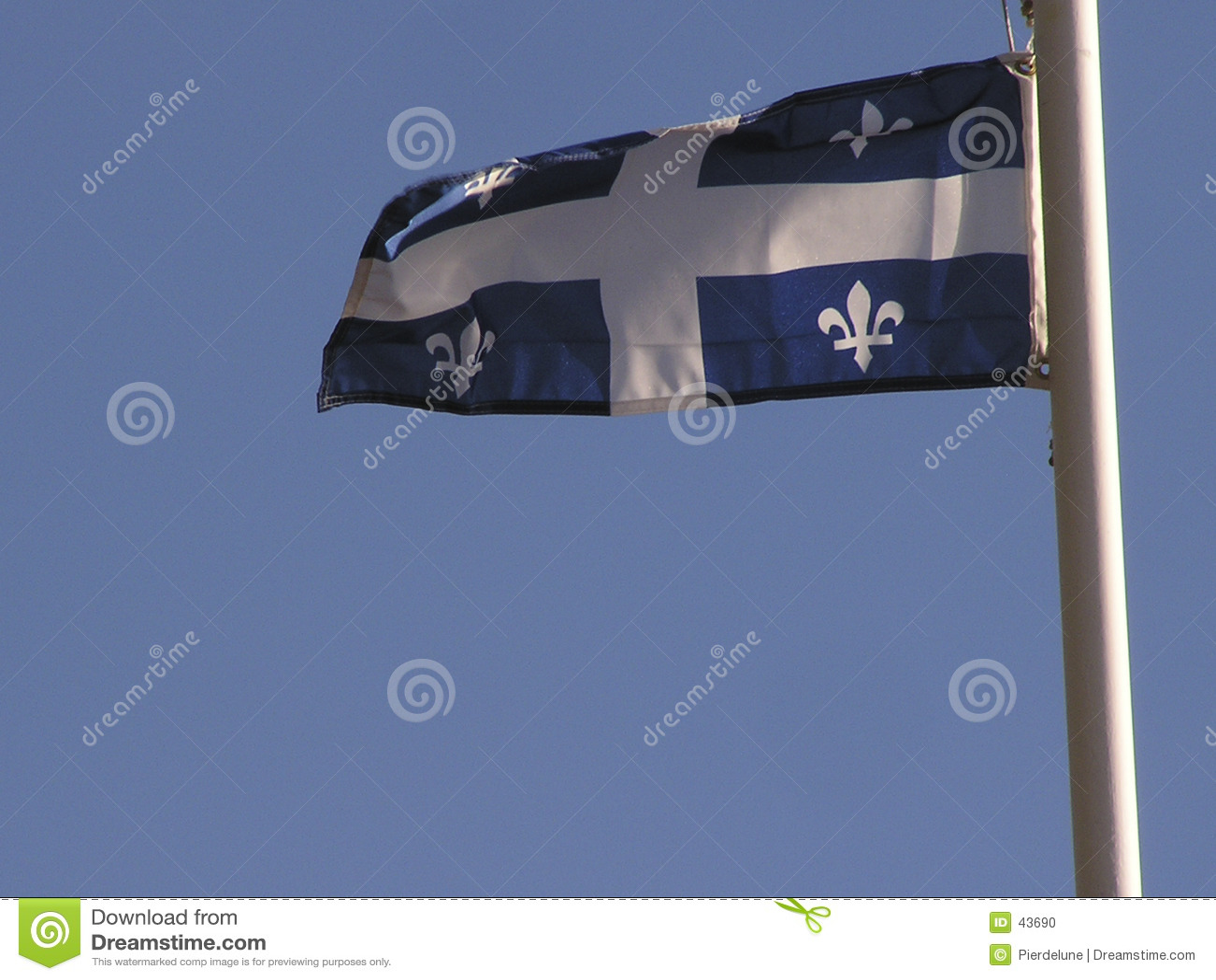Flagga quebec