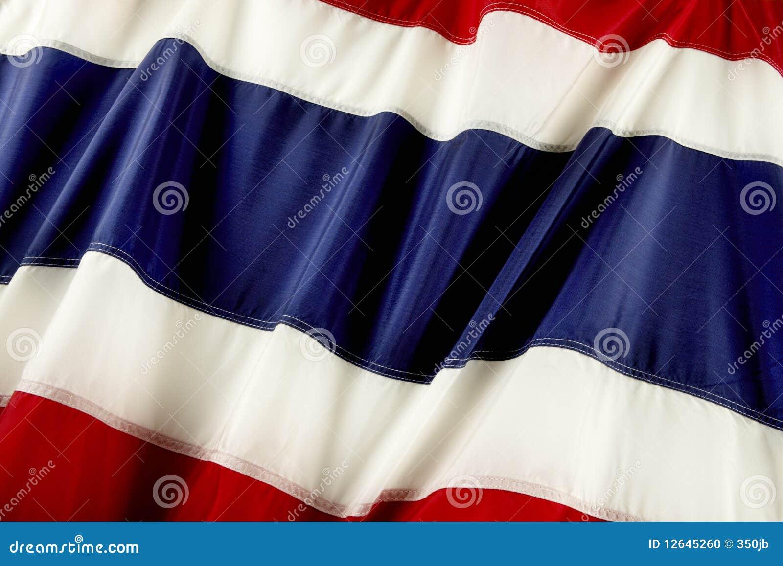 Flagga thailand