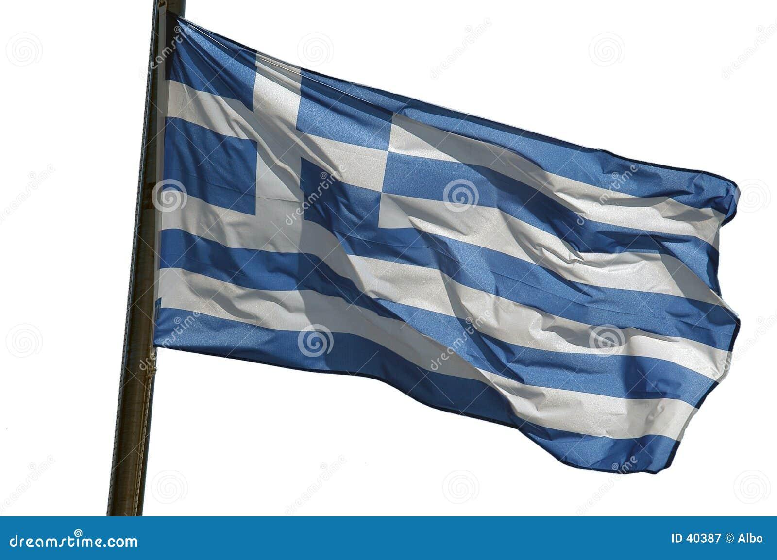 Flaggagrek