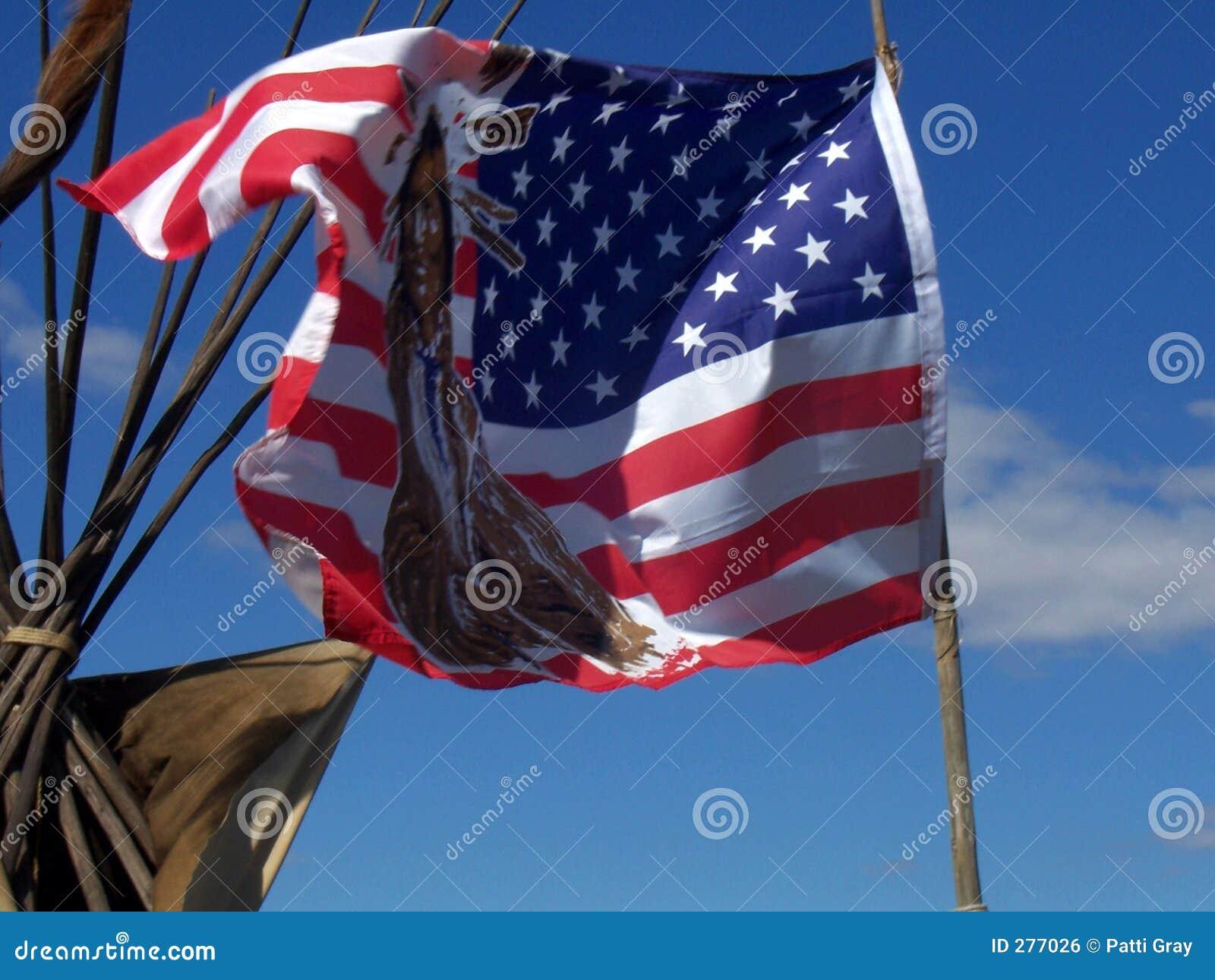 Flaggaindier