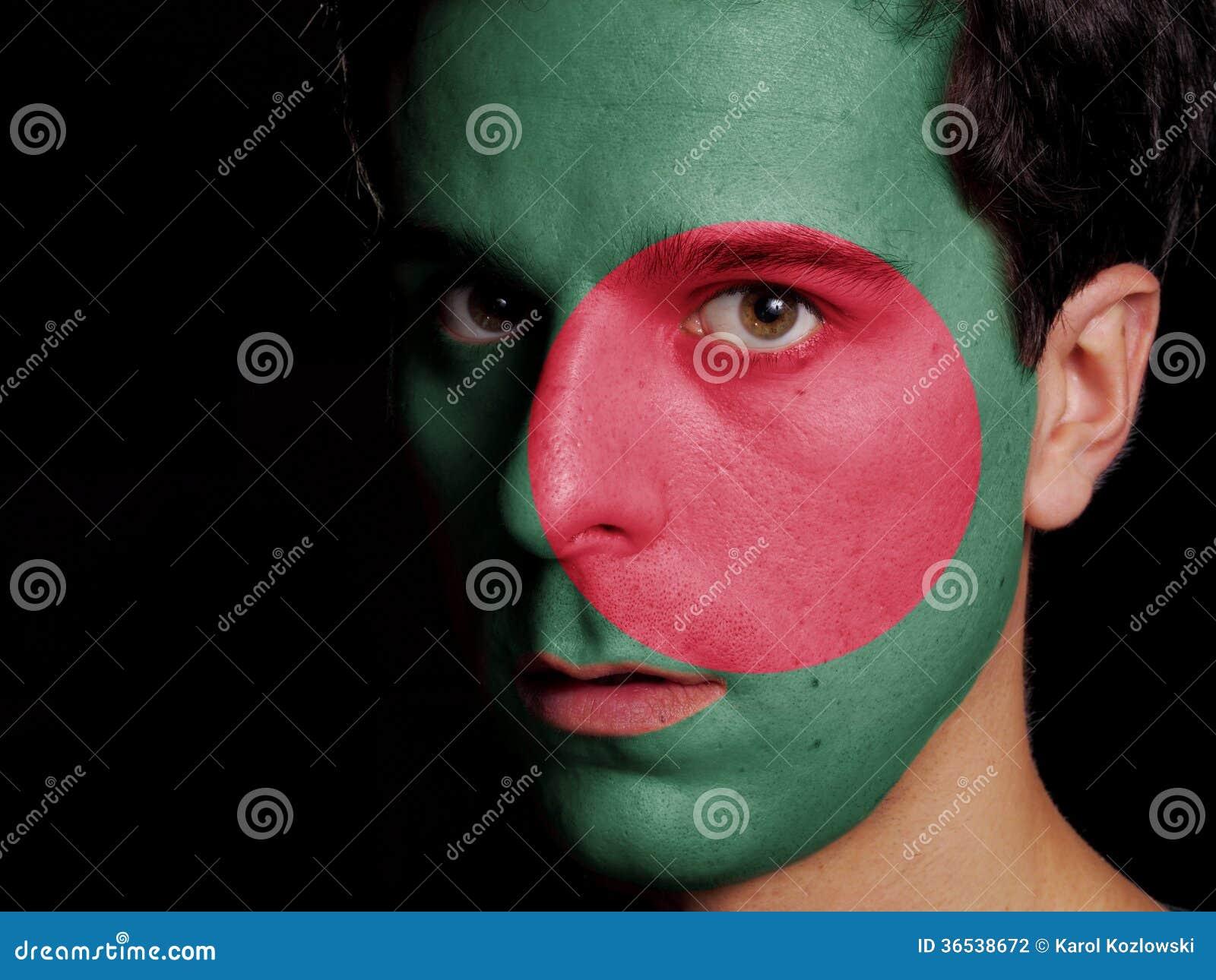 Flagge von Bangladesch