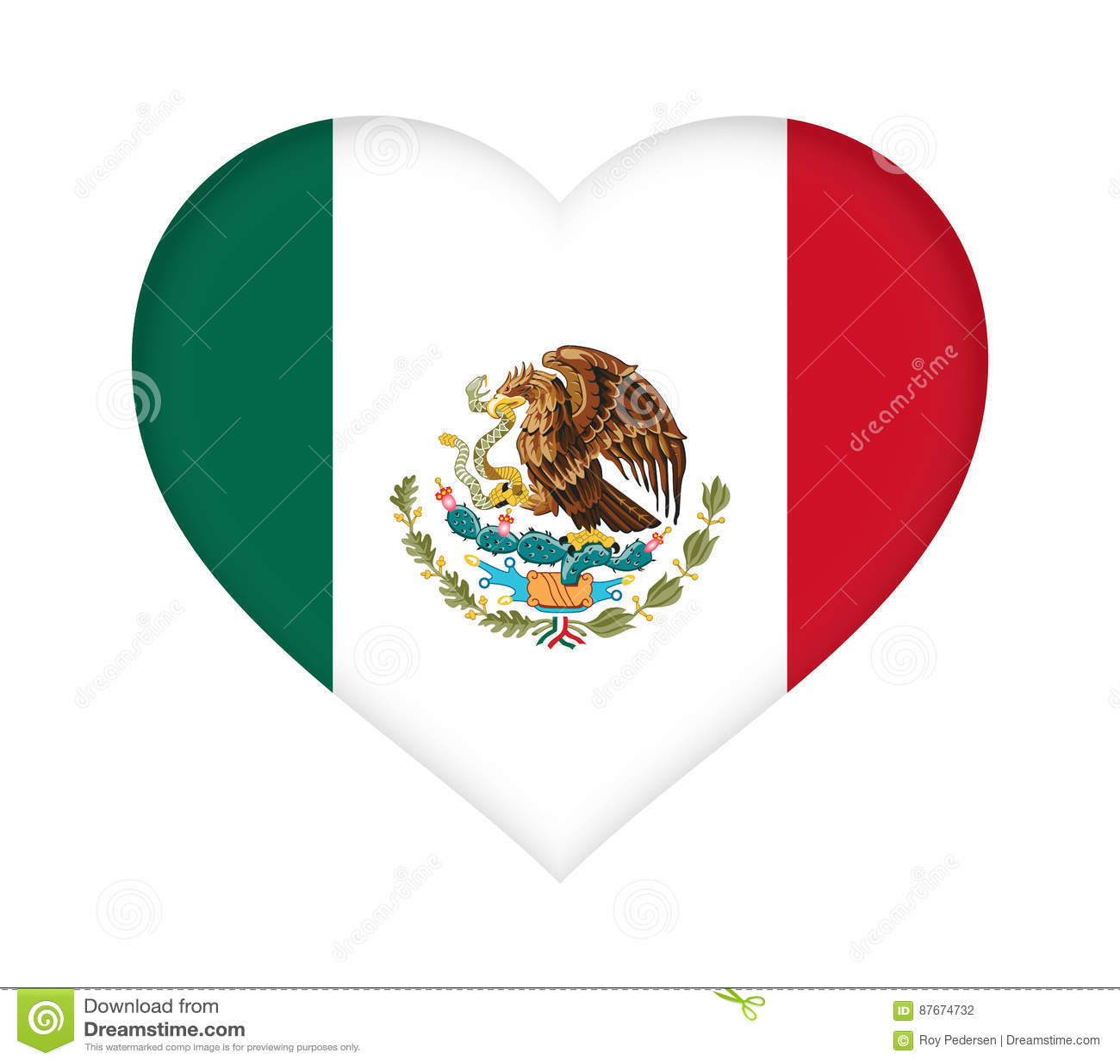 Gemütlich Mexiko Färbende Flagge Zeitgenössisch - Framing ...