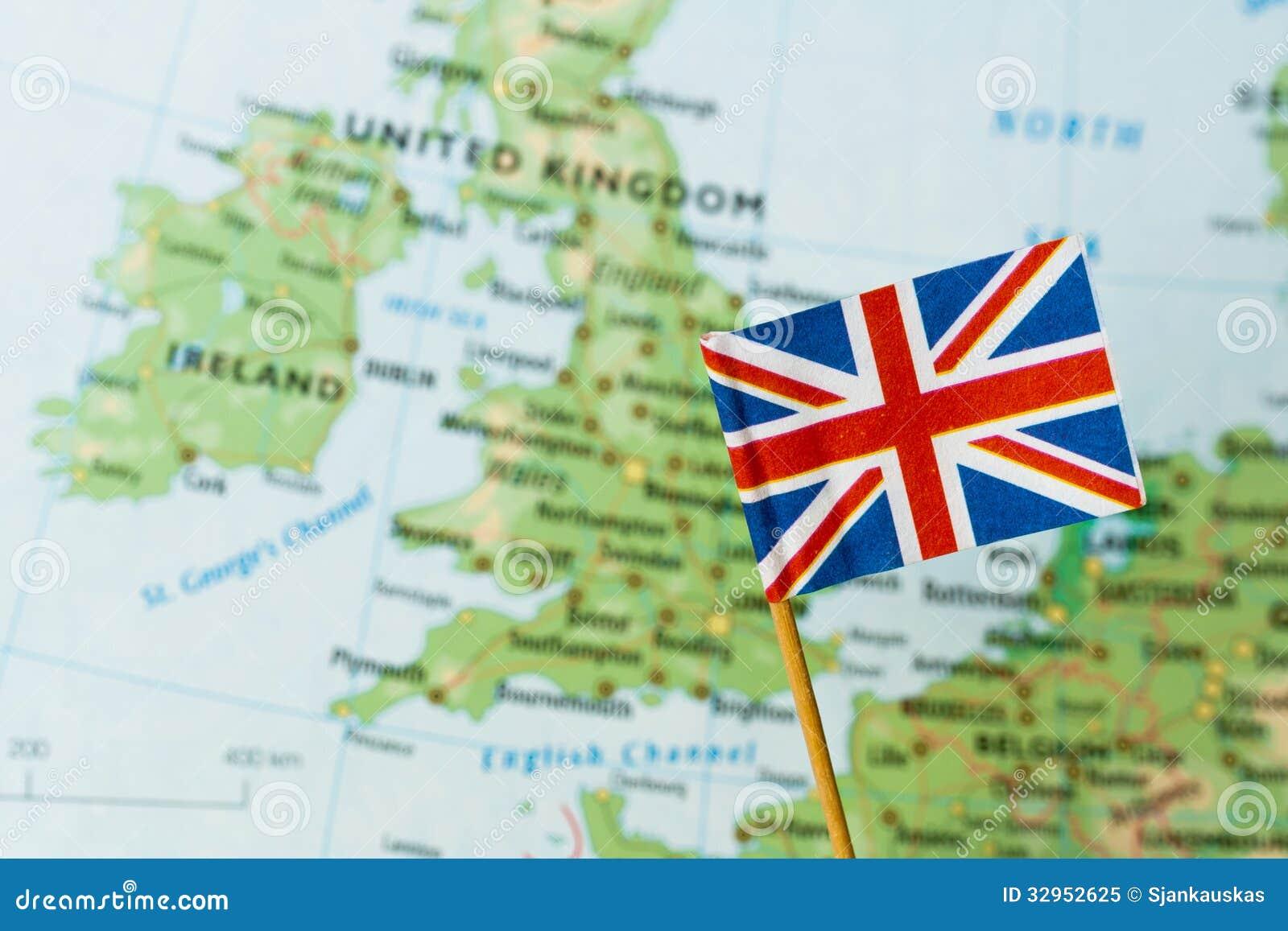 Flagge von Vereinigtem Königreich